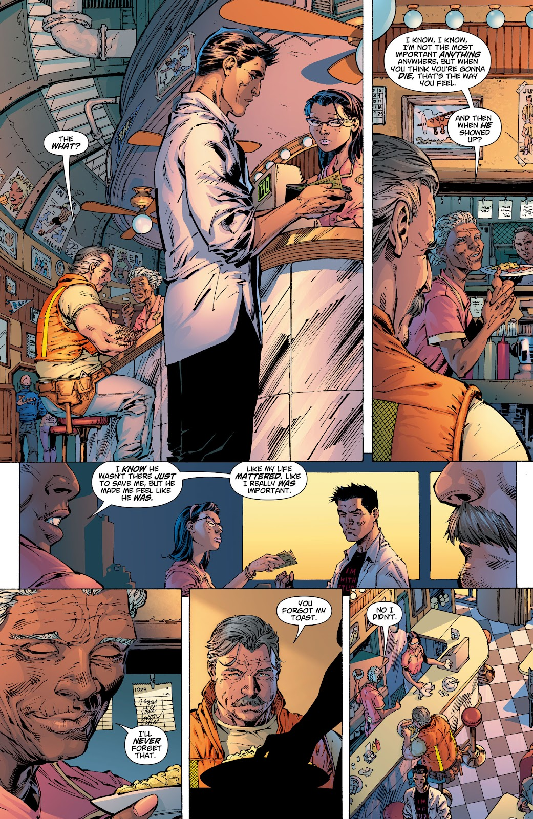 Read online Superman: For Tomorrow comic -  Issue # TPB (Part 1) - 40