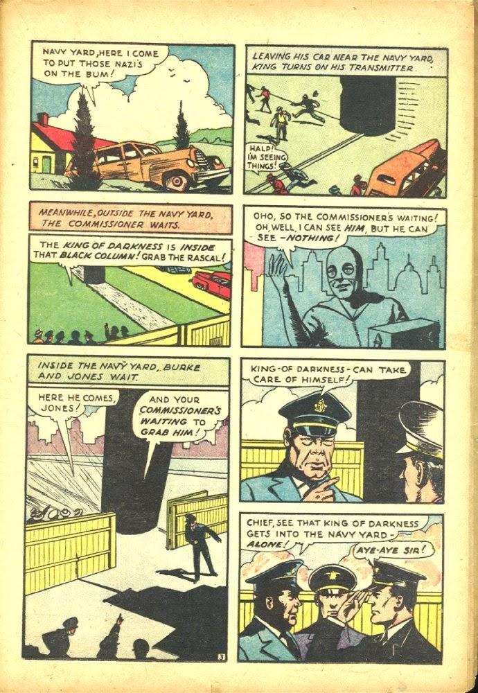 Read online Amazing Man Comics comic -  Issue #25 - 47