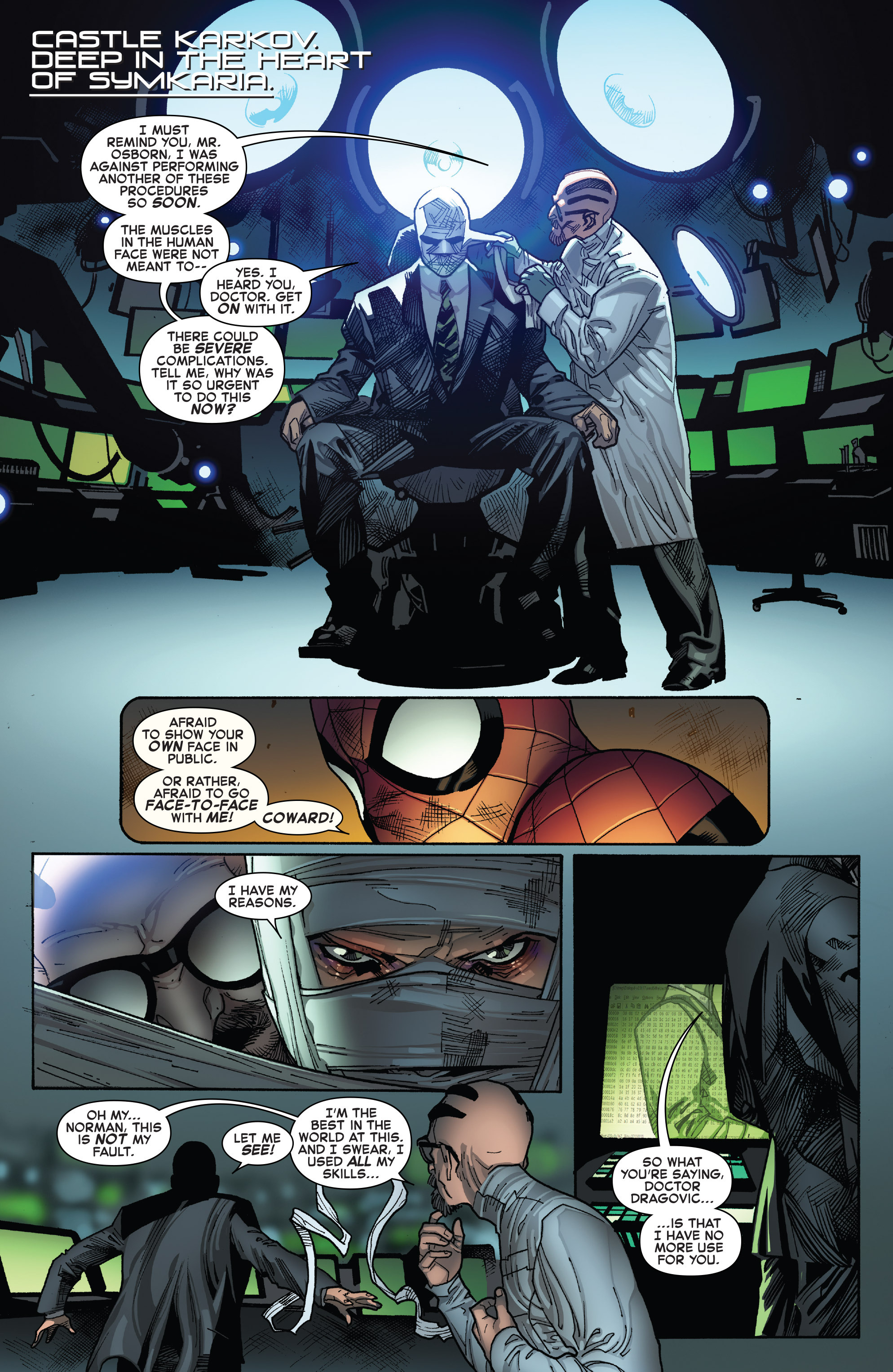 Read online The Amazing Spider-Man (2015) comic -  Issue #27 - 3