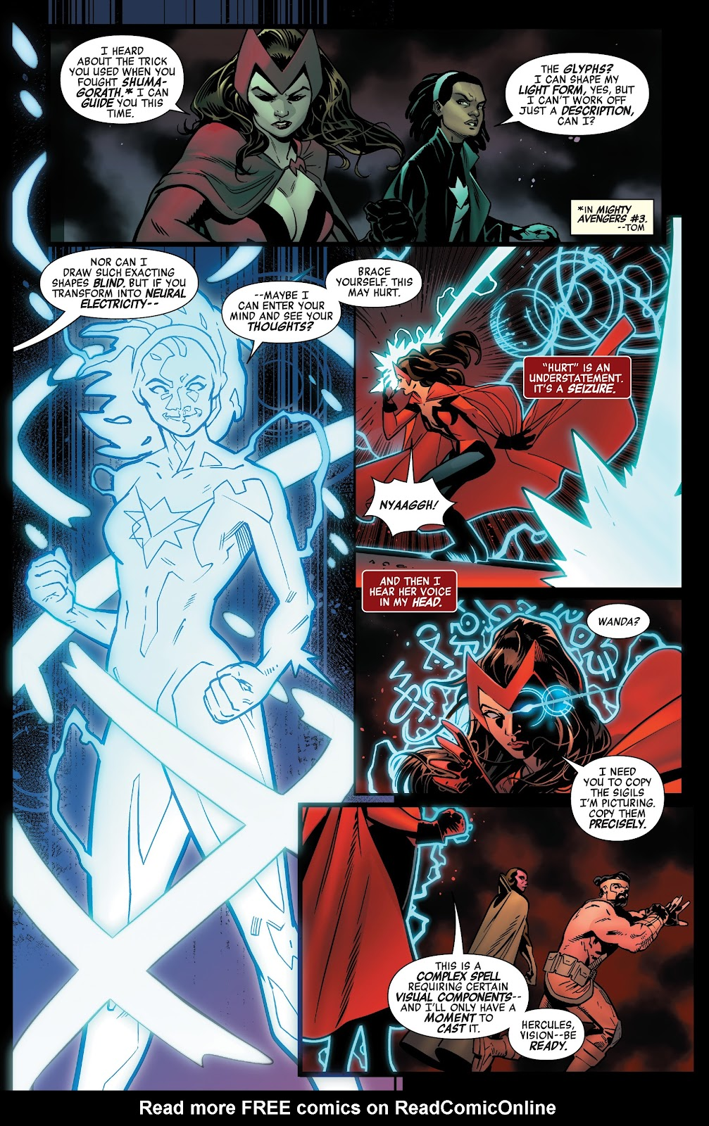 Read online Avengers No Road Home comic -  Issue #5 - 11