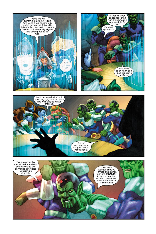 Captain Marvel (2002) Issue #15 #15 - English 4