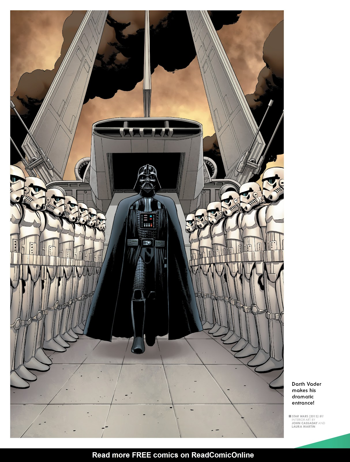 Read online The Marvel Art of Star Wars comic -  Issue # TPB (Part 1) - 21