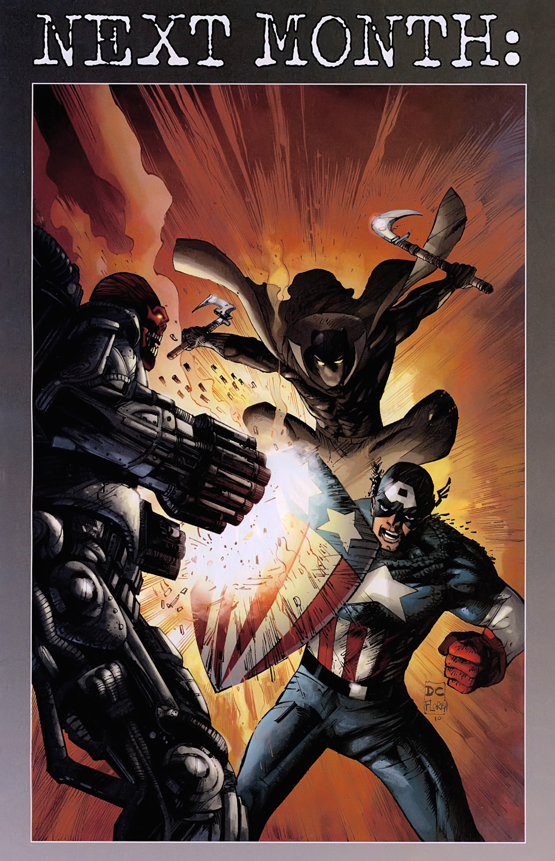 Black Panther/Captain America: Flags Of Our Fathers 3 Page 25