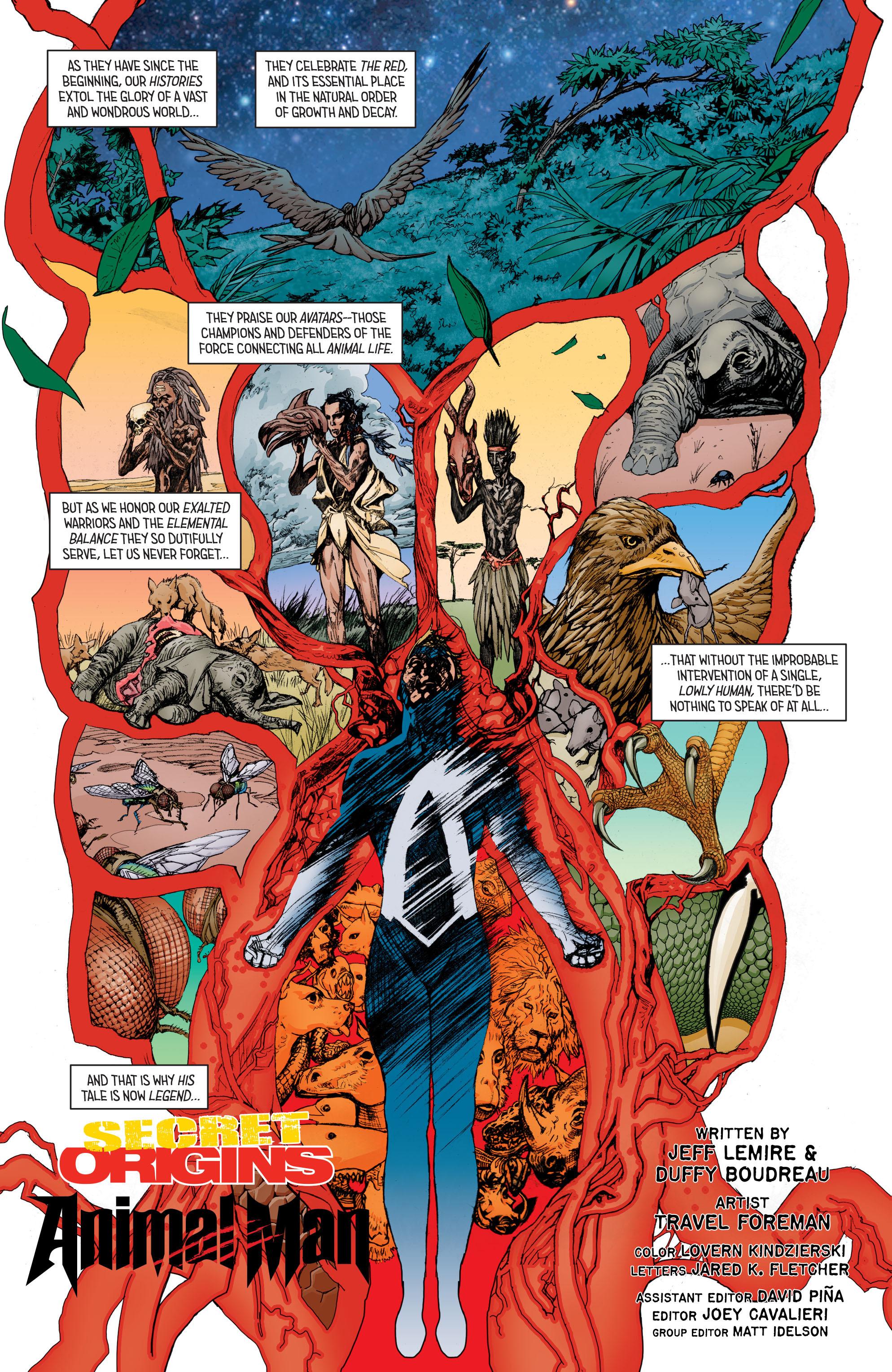Read online Secret Origins (2014) comic -  Issue #8 - 11