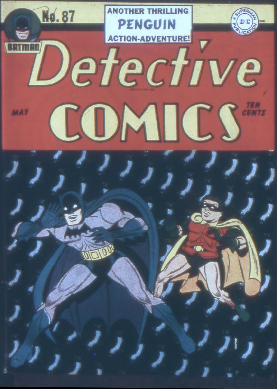 Detective Comics (1937) 87 Page 1
