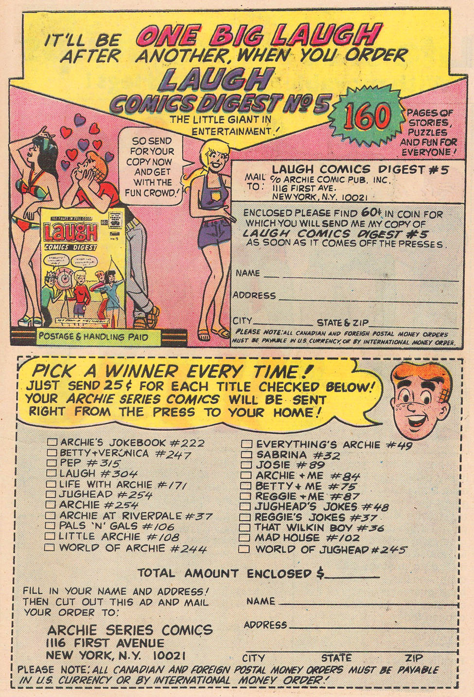 Read online Archie's Girls Betty and Veronica comic -  Issue #246 - 27