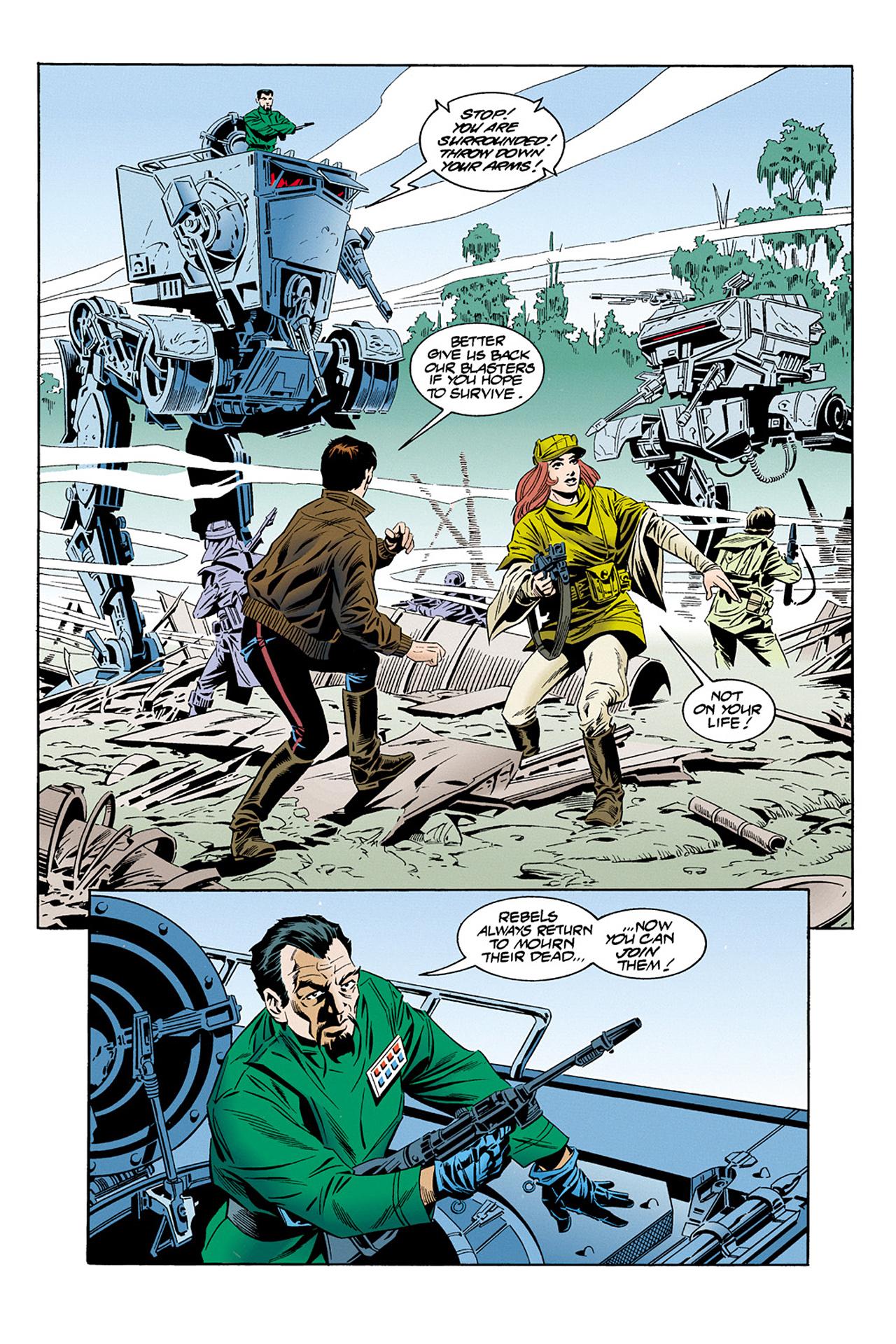 Read online Star Wars Omnibus comic -  Issue # Vol. 1 - 99