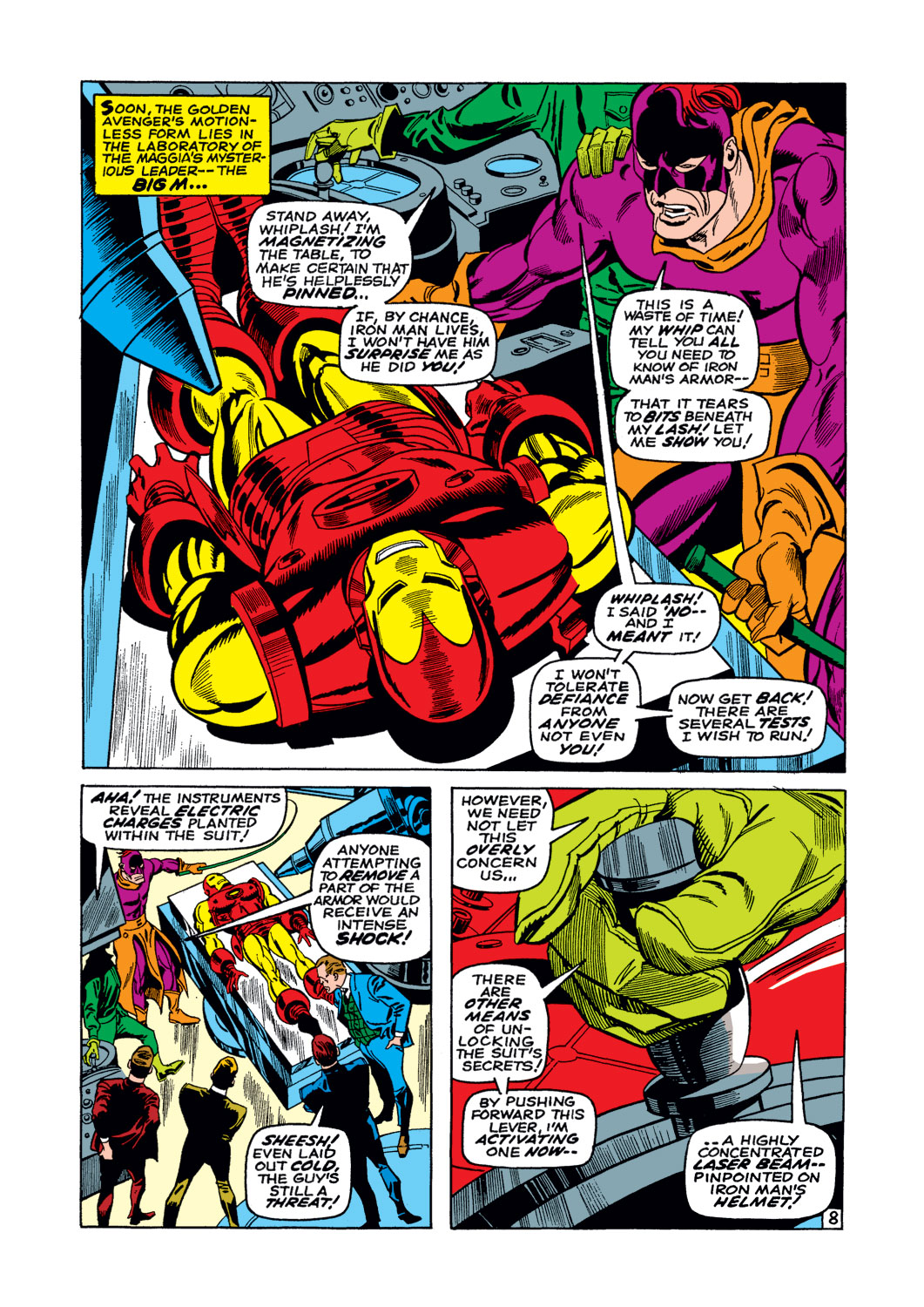 Tales of Suspense (1959) issue 99 - Page 9