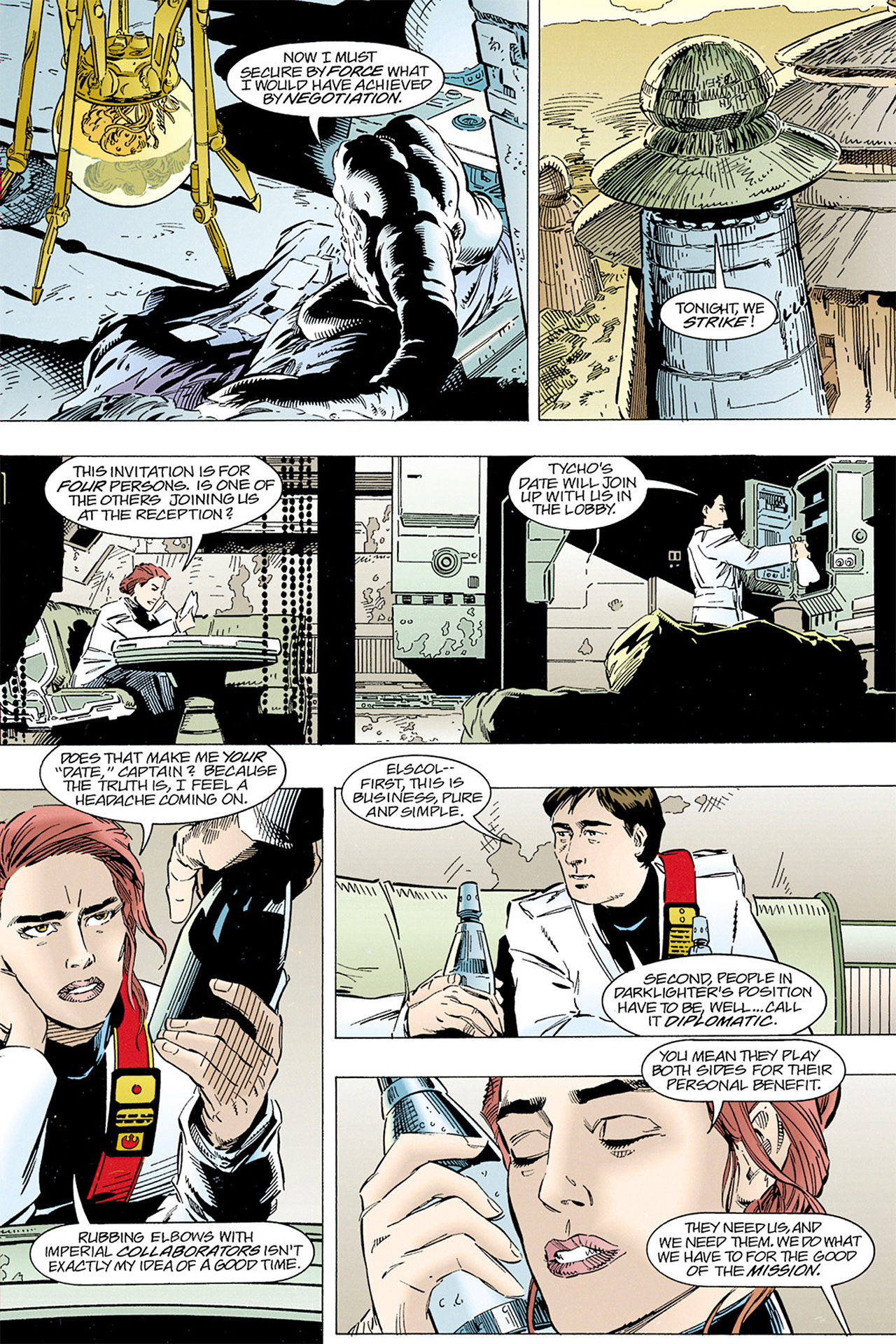 Read online Star Wars Omnibus comic -  Issue # Vol. 2 - 33
