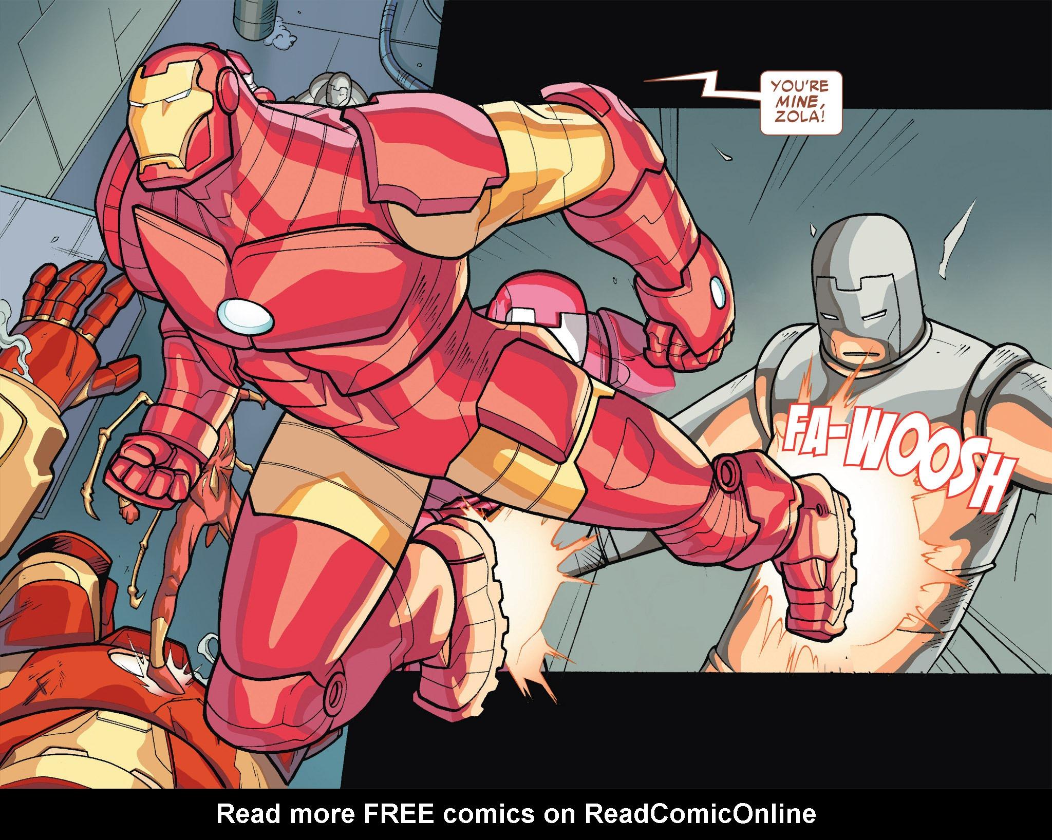 Read online Ultimate Spider-Man (Infinite Comics) (2016) comic -  Issue #5 - 12