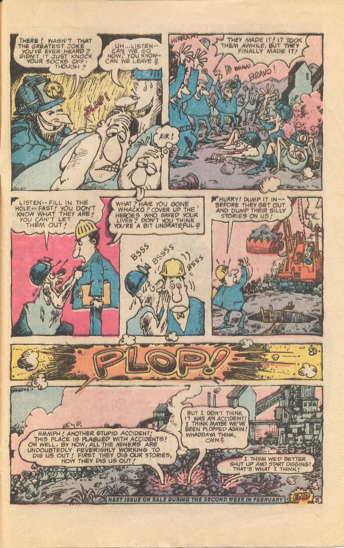 Read online Plop! comic -  Issue #20 - 33