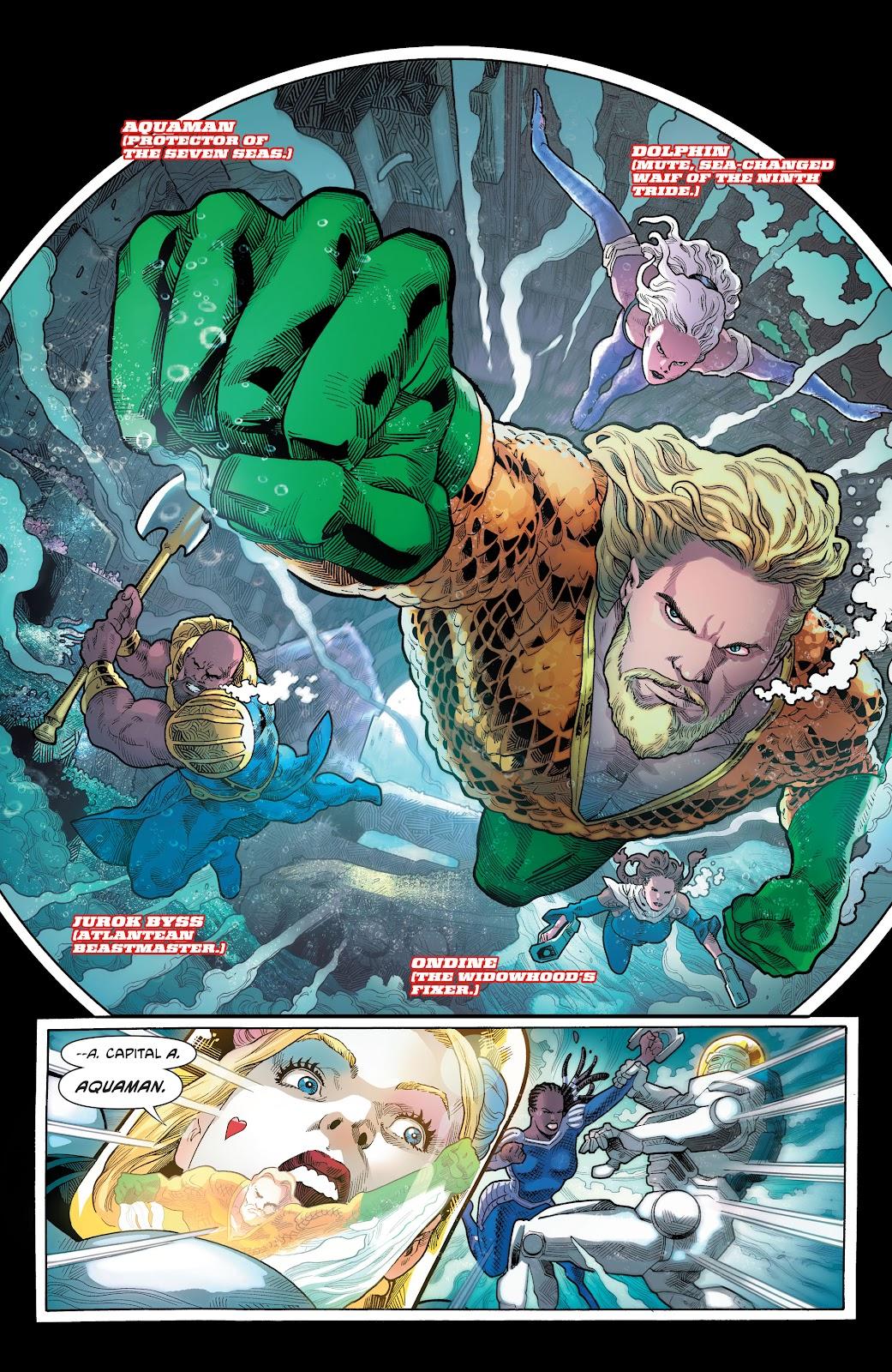 Suicide Squad Aquaman