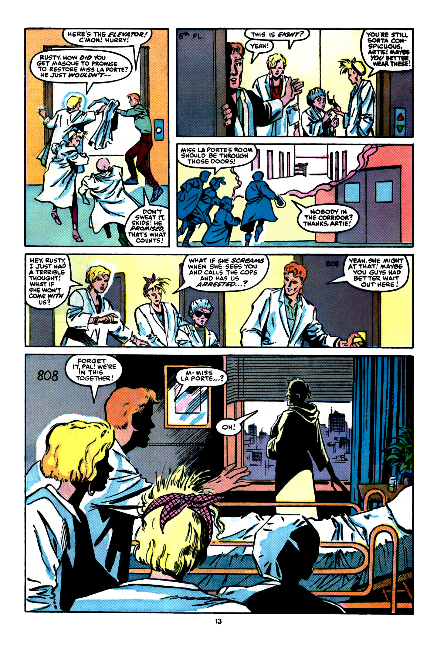 Read online X-Factor (1986) comic -  Issue #16 - 14