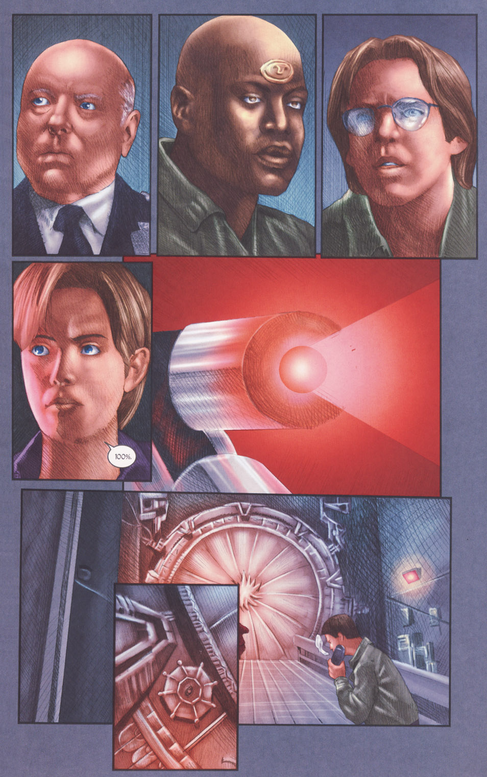 Read online Stargate SG-1: POW comic -  Issue #2 - 21
