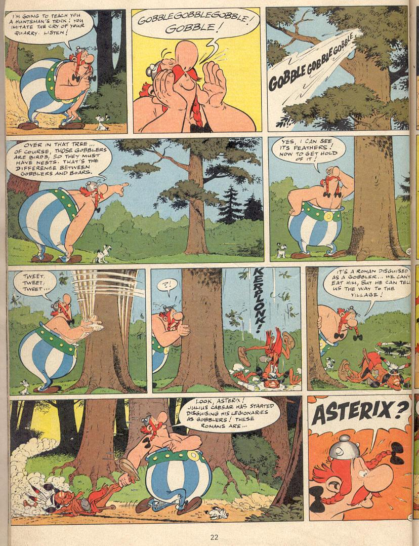 Asterix issue 22 - Page 19