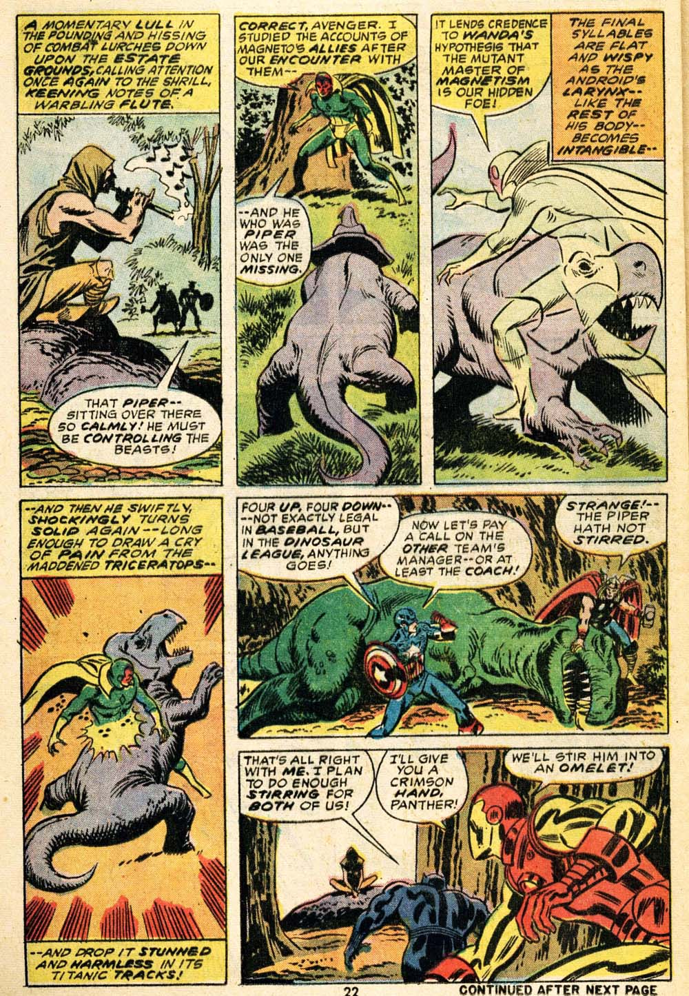 The Avengers (1963) 110 Page 16