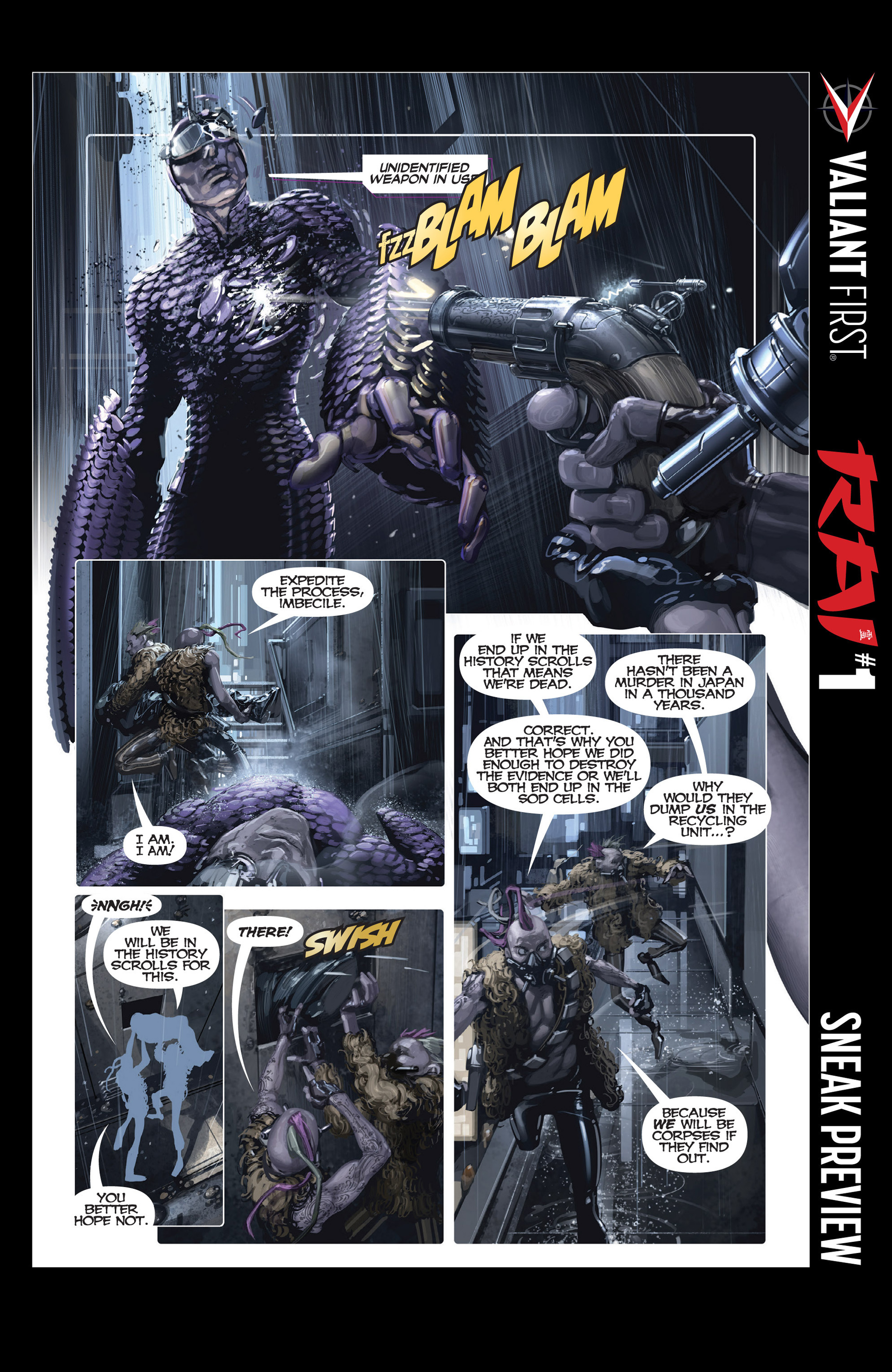 Archer and Armstrong 18 Page 27