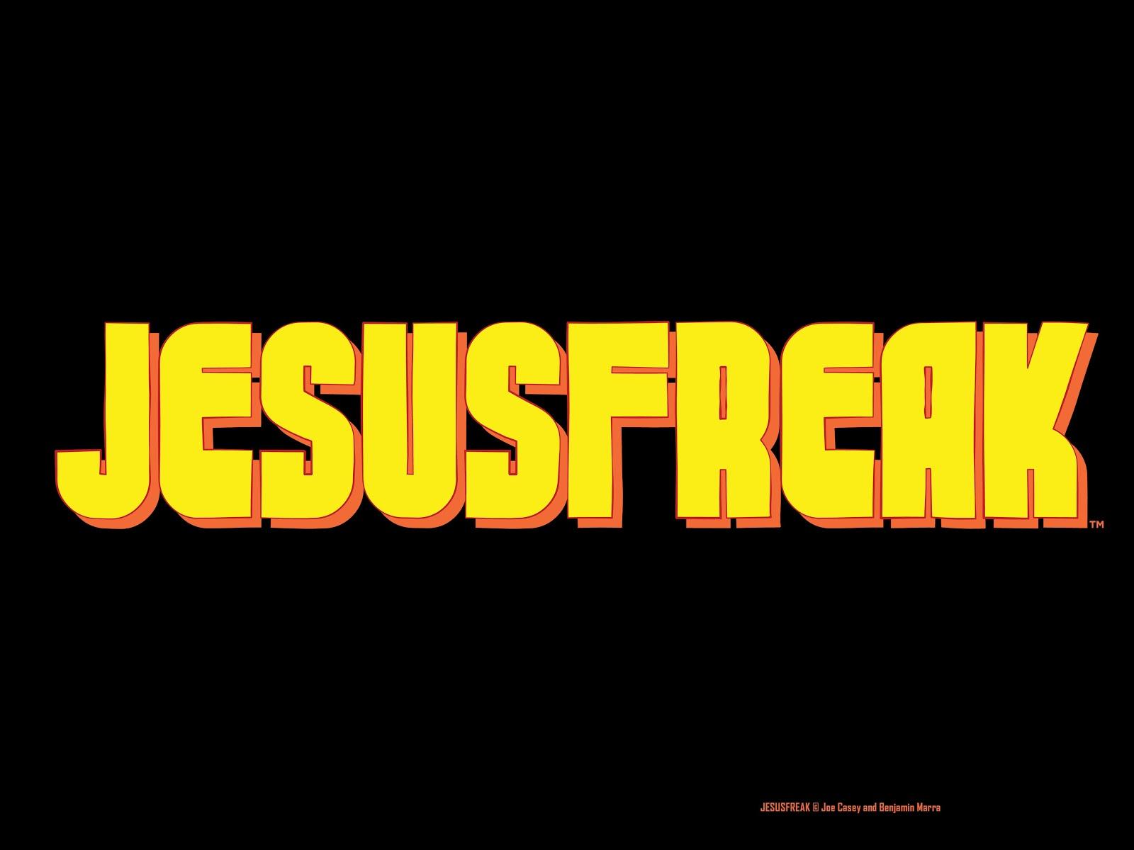 Read online Jesusfreak comic -  Issue # Full - 4