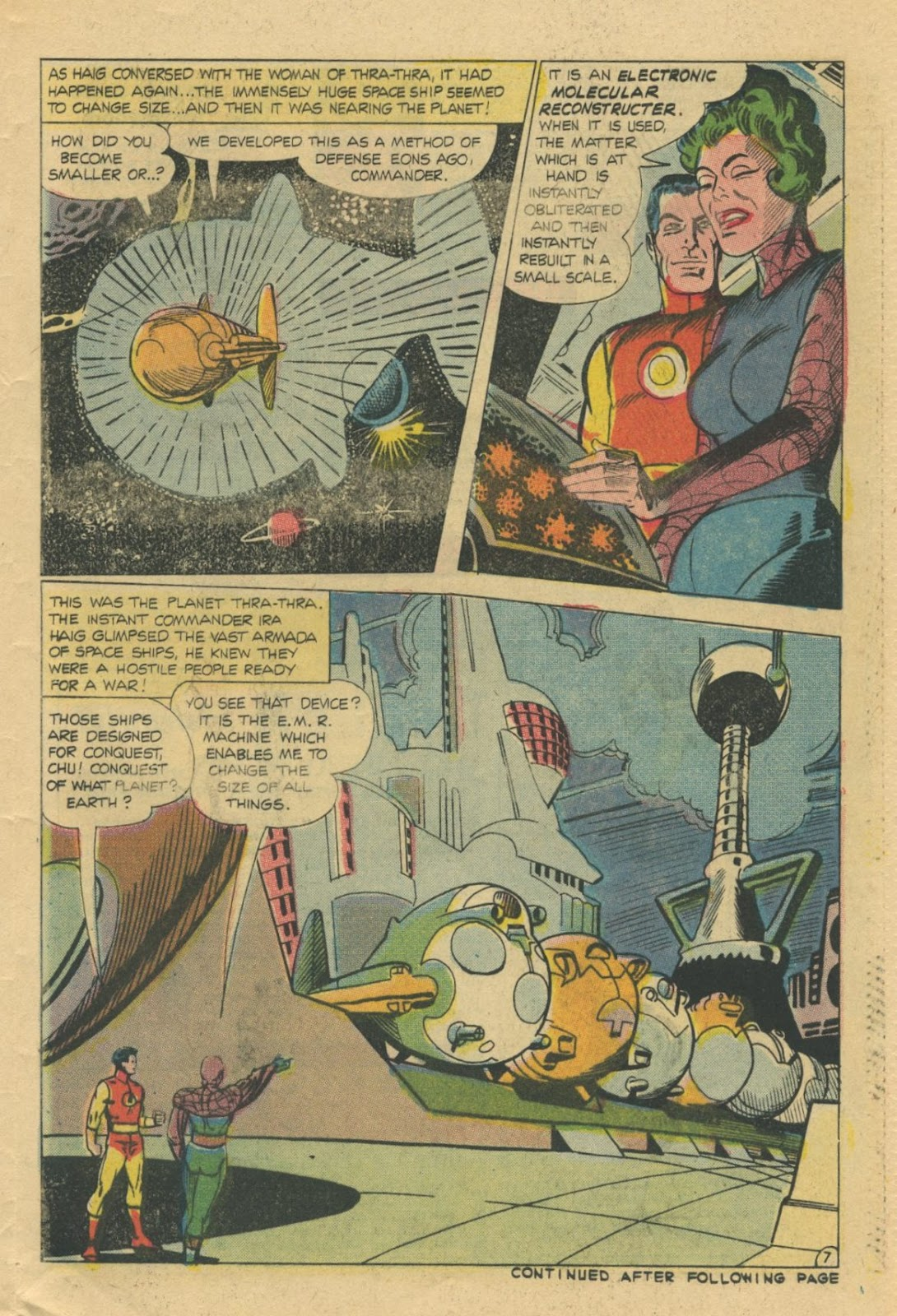 Space Adventures (1968) issue 8 - Page 29