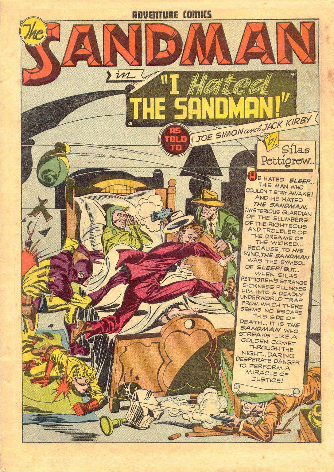 Read online Adventure Comics (1938) comic -  Issue #87 - 3