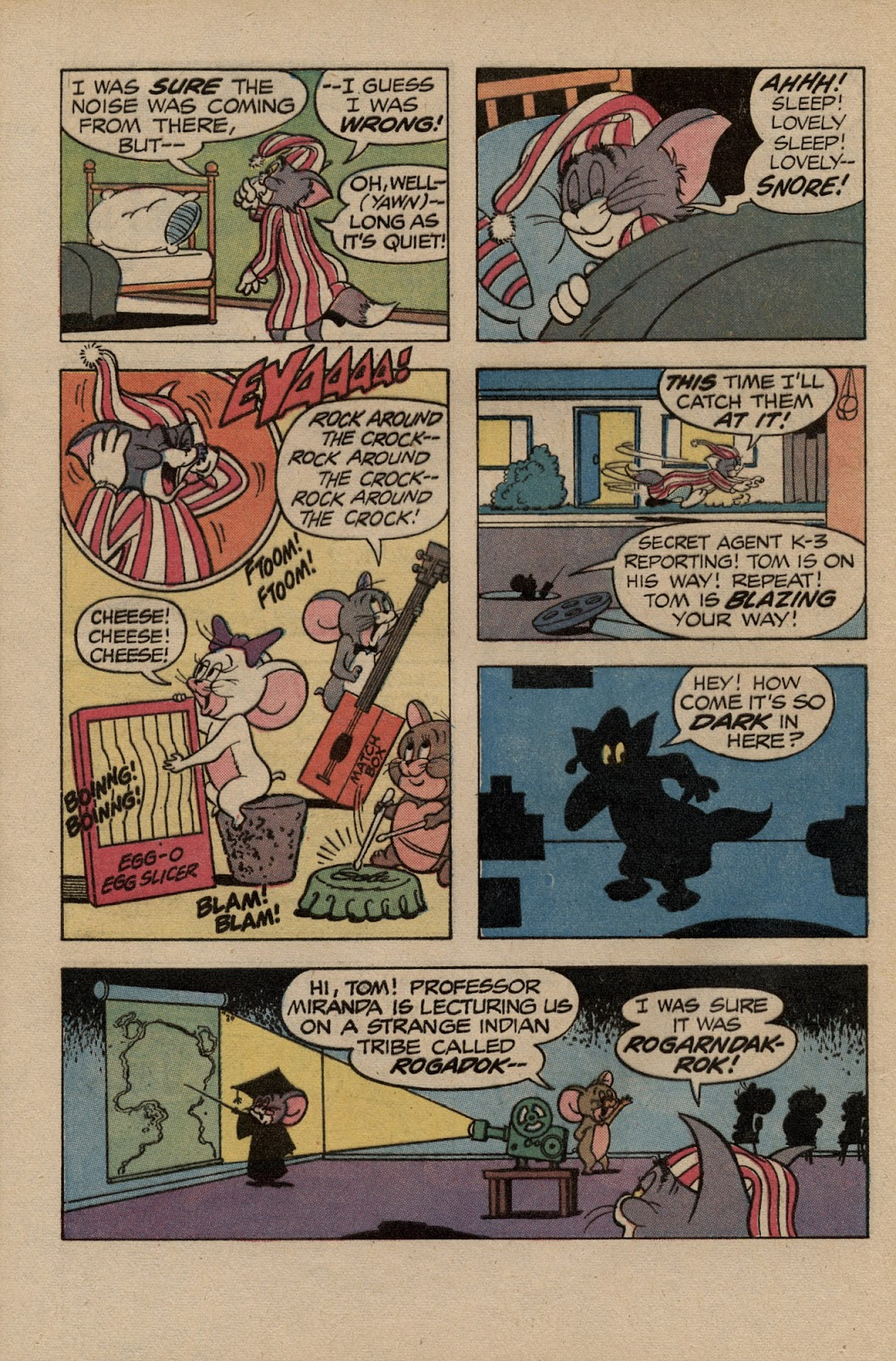 Tom and Jerry issue 271 - Page 32