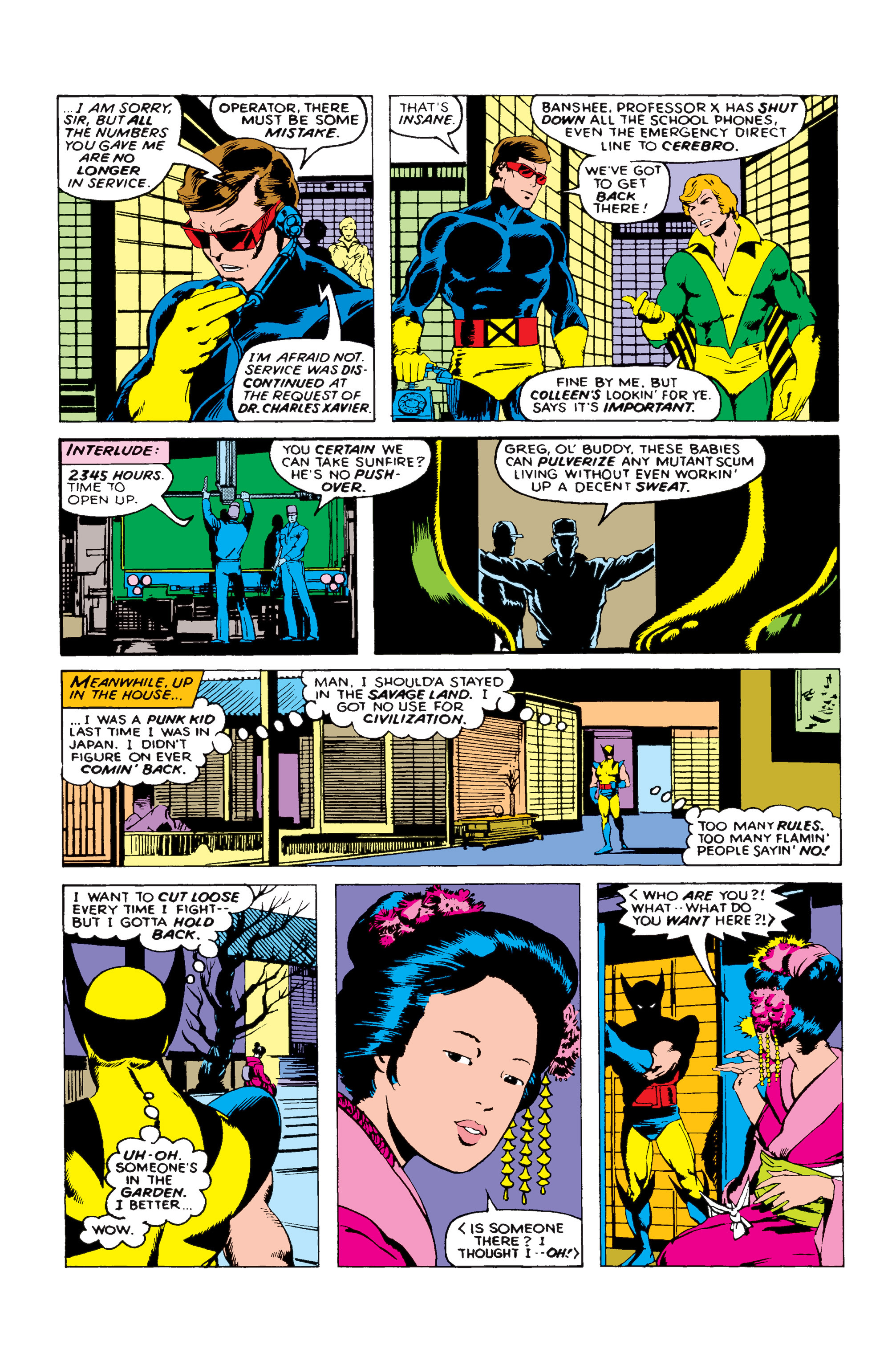 Uncanny X-Men (1963) 118 Page 9