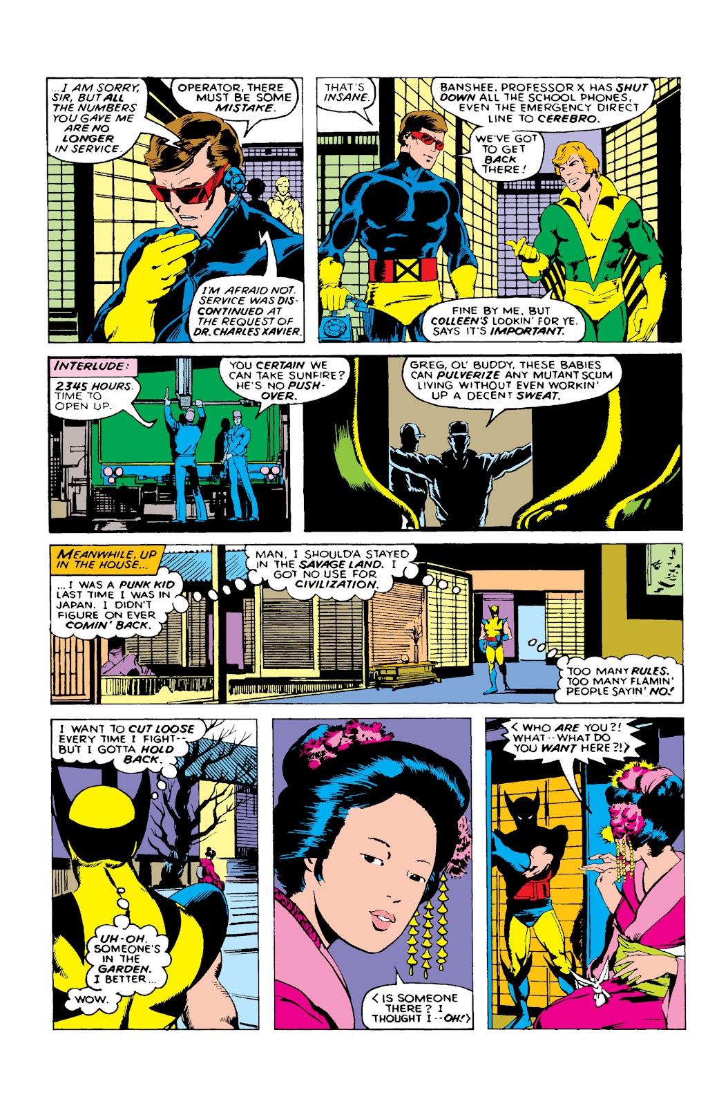 Uncanny X-Men (1963) issue 118 - Page 10