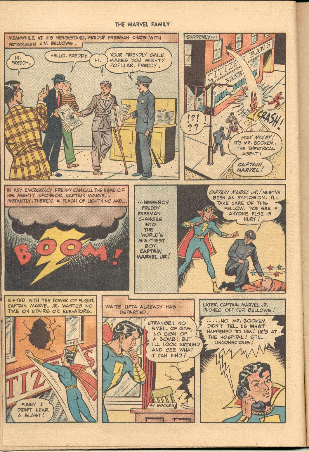 The Marvel Family issue 38 - Page 18
