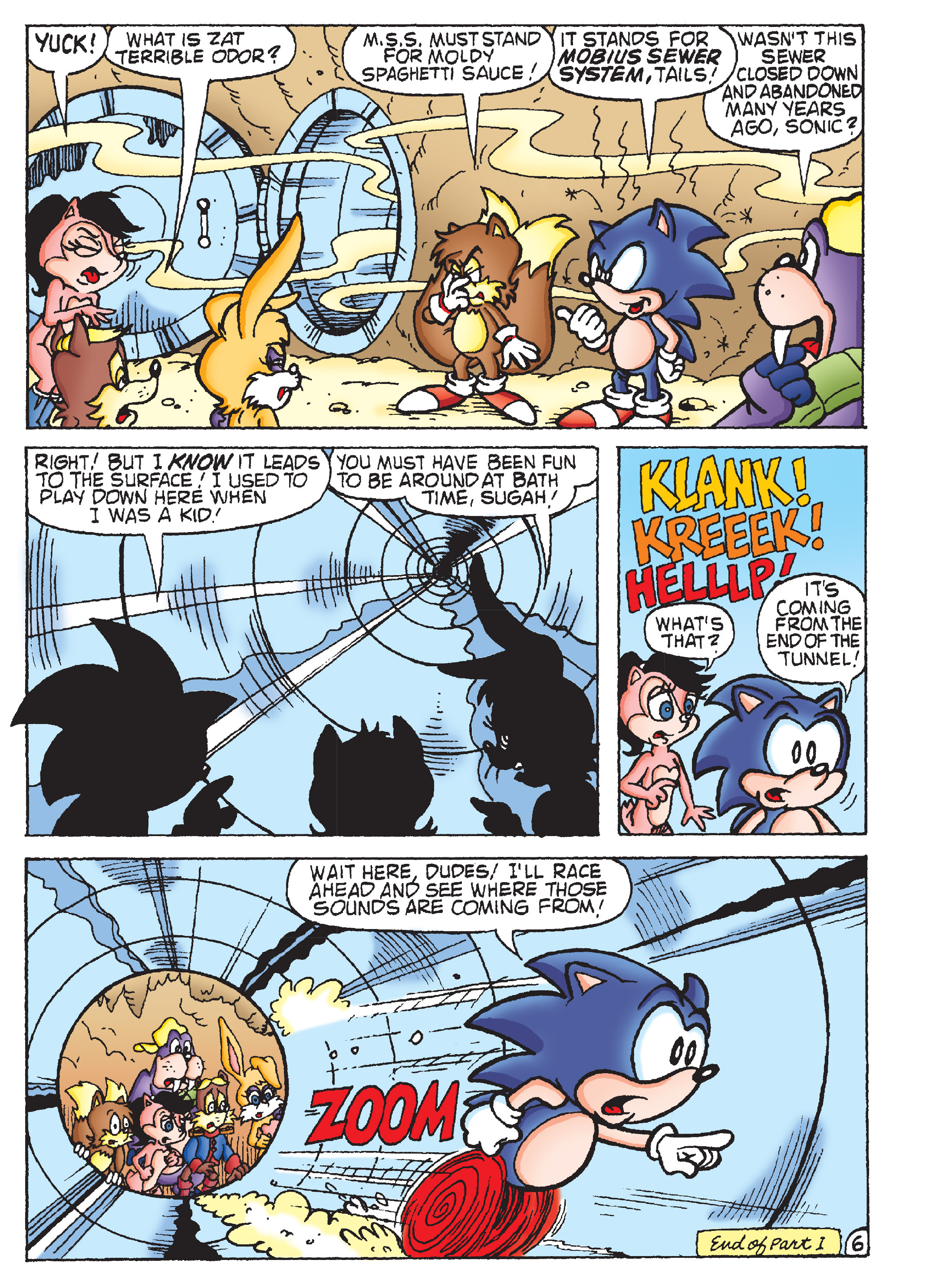 Read online Sonic Super Digest comic -  Issue #7 - 73