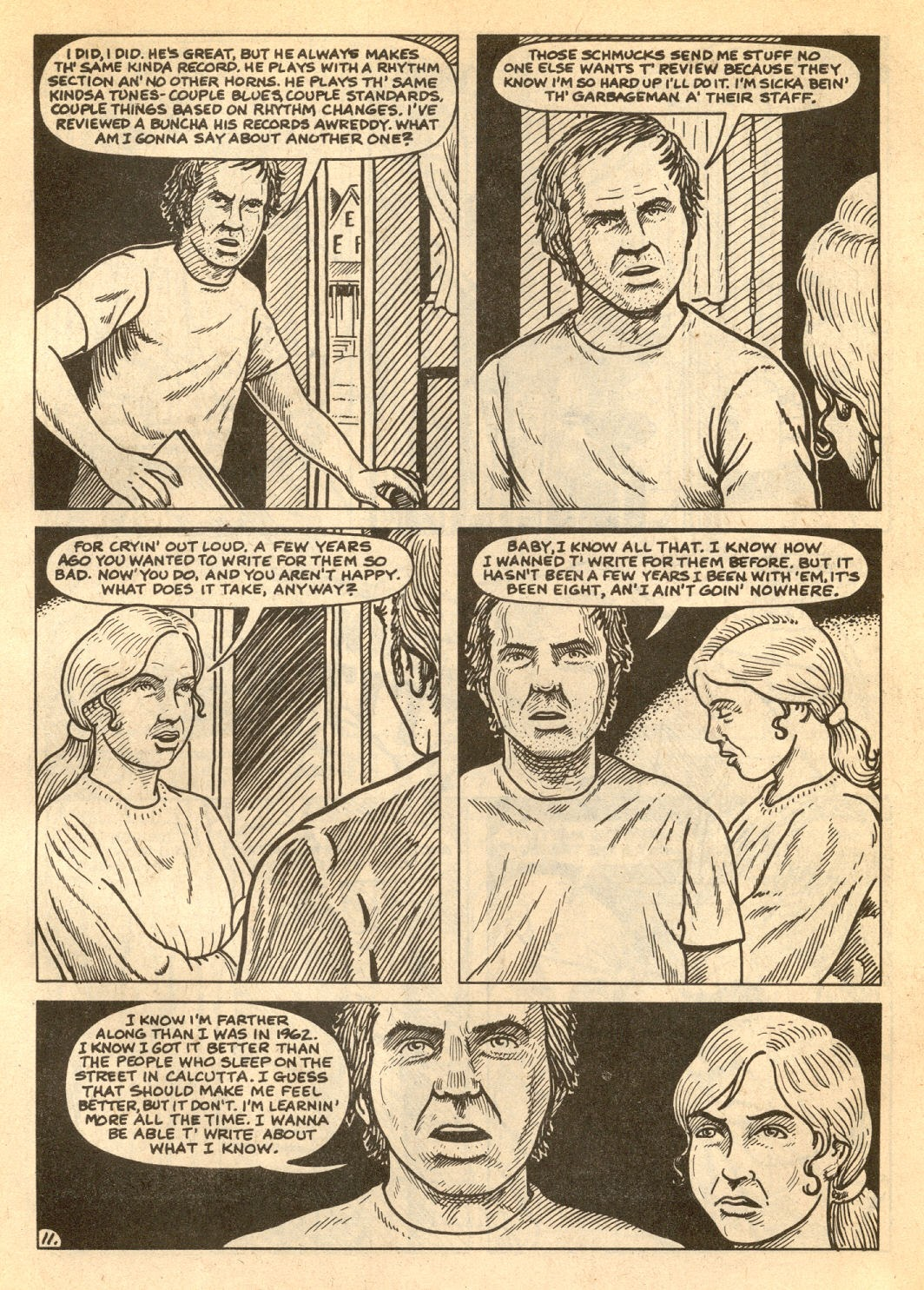 American Splendor (1976) issue 7 - Page 19