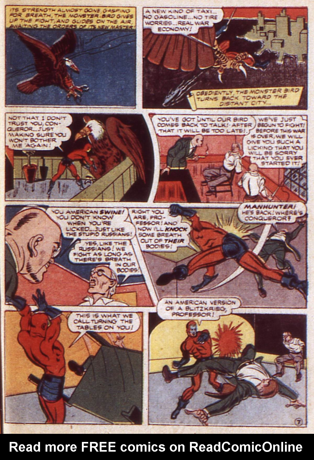 Read online Adventure Comics (1938) comic -  Issue #85 - 53