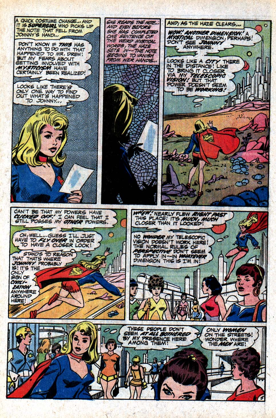 Read online Adventure Comics (1938) comic -  Issue #417 - 7