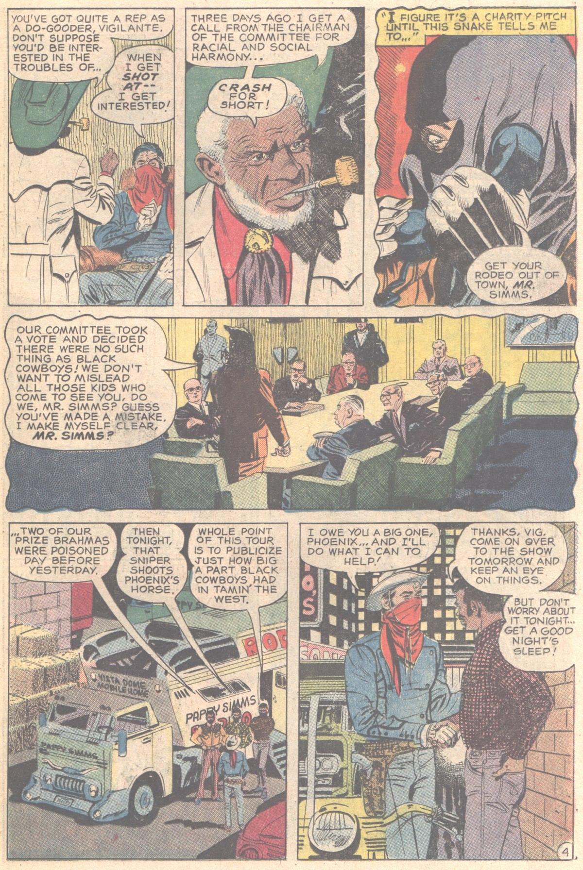 Read online Adventure Comics (1938) comic -  Issue #422 - 23