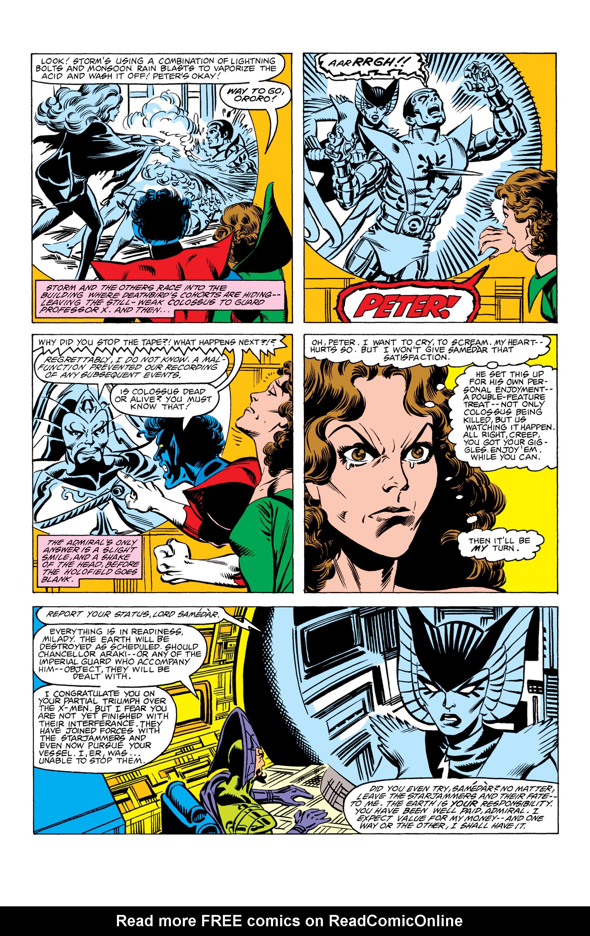 Read online Uncanny X-Men (1963) comic -  Issue #156 - 8