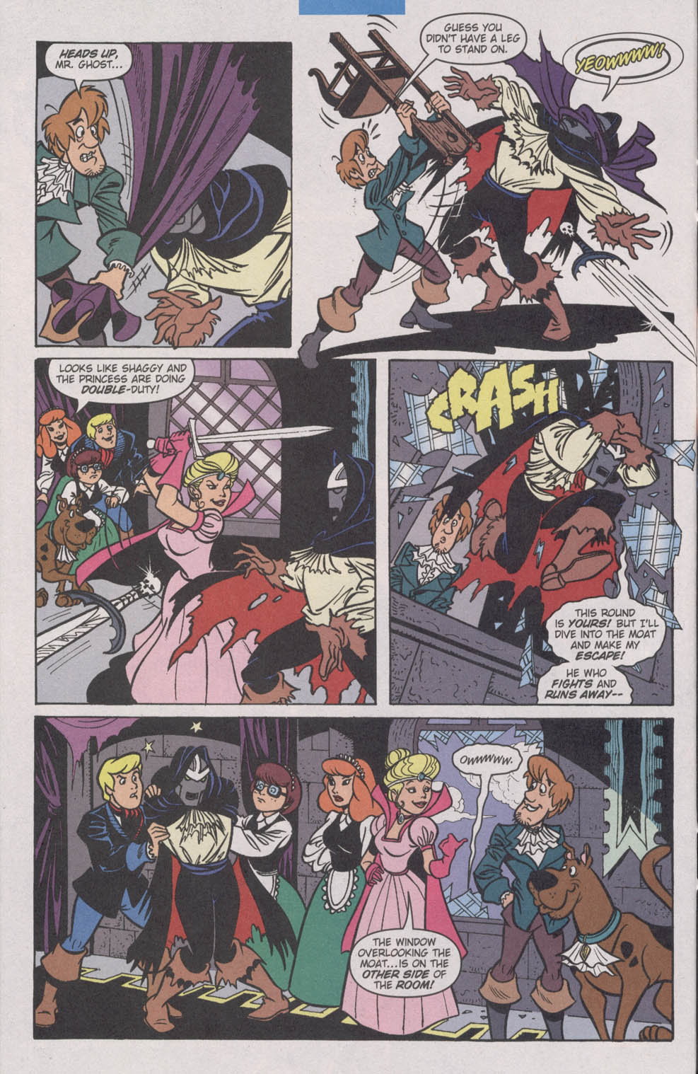 Read online Scooby-Doo (1997) comic -  Issue #79 - 18