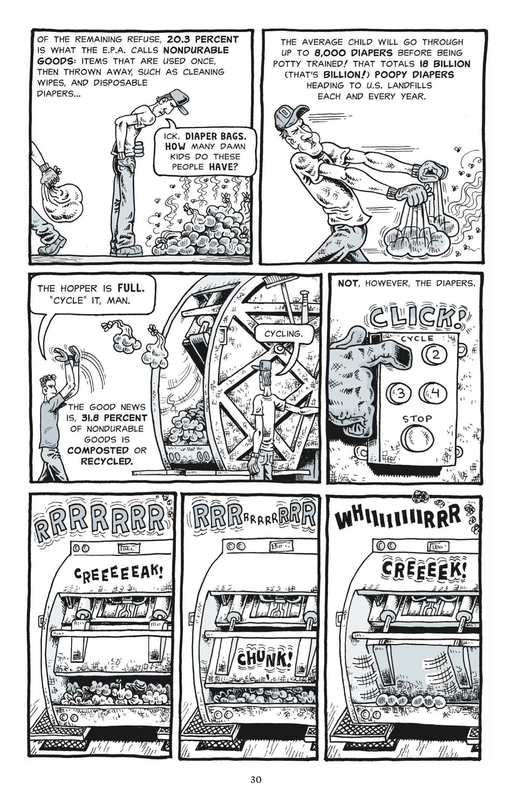 Read online Trashed comic -  Issue # Full - 31