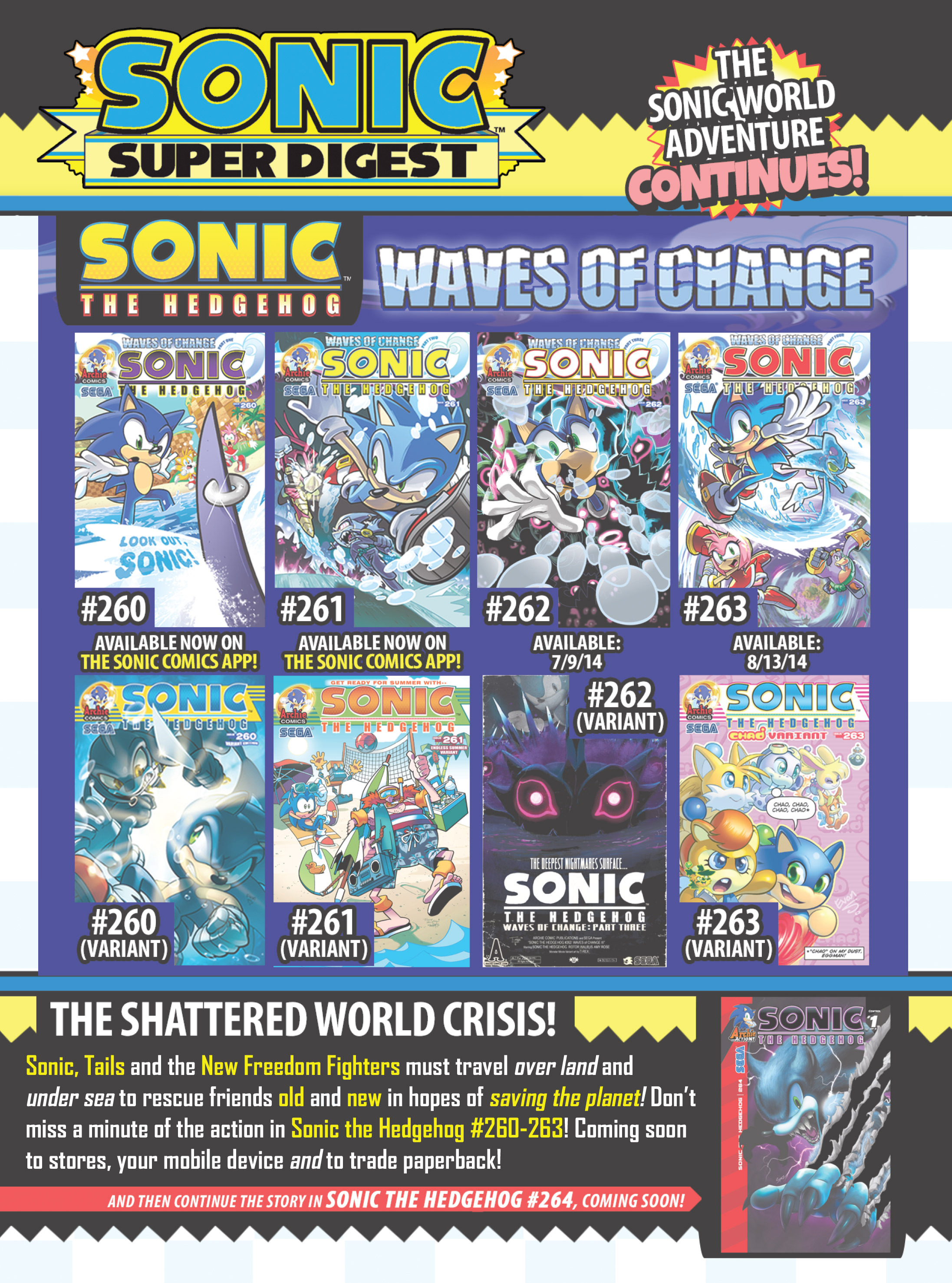 Read online Sonic Super Digest comic -  Issue #8 - 116
