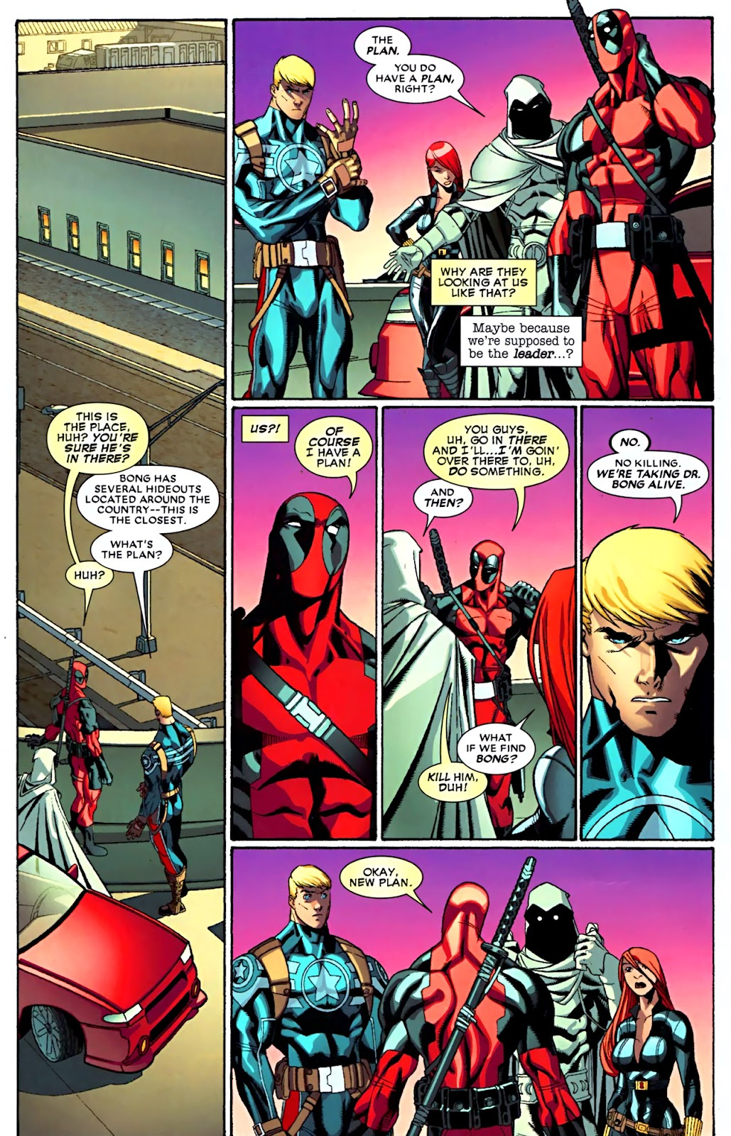 Read online Deadpool (2008) comic -  Issue #29 - 13