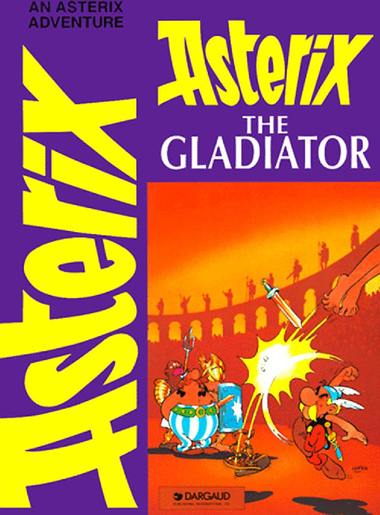 Read online Asterix comic -  Issue #4 - 1