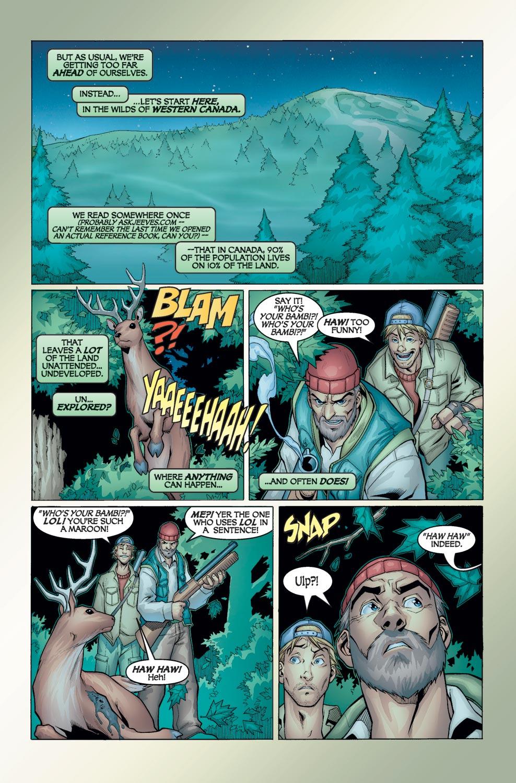 Read online Alpha Flight (2004) comic -  Issue #1 - 4