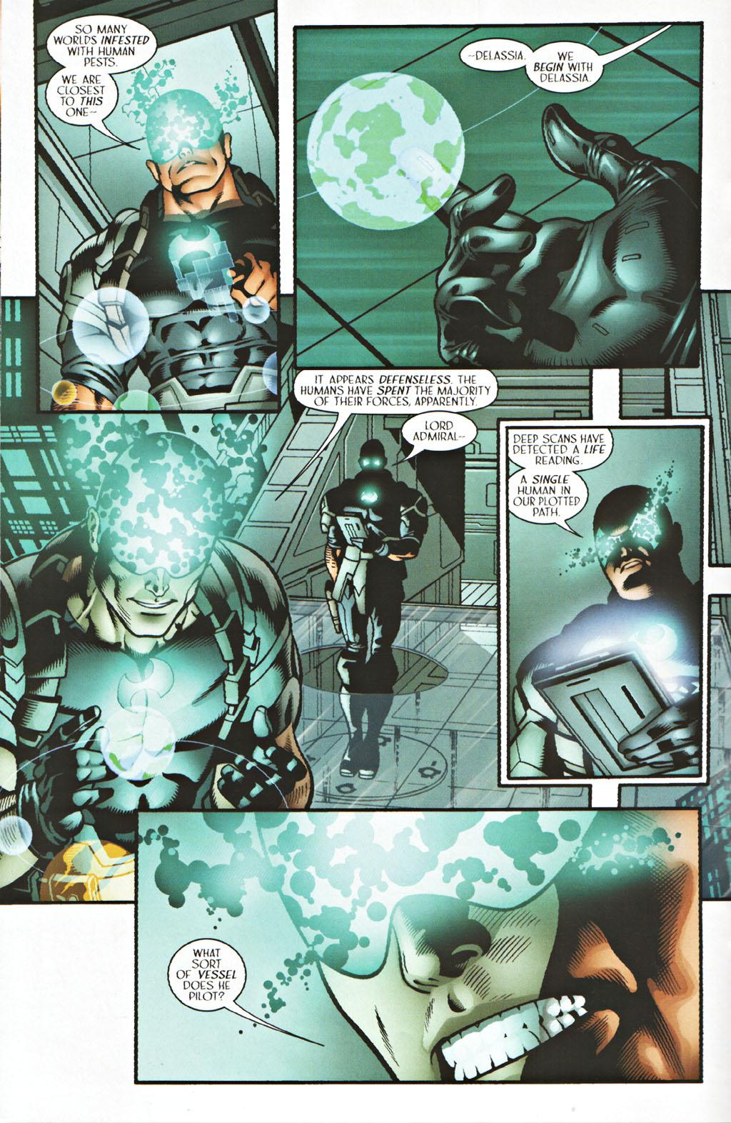 Read online Sigil (2000) comic -  Issue #40 - 14