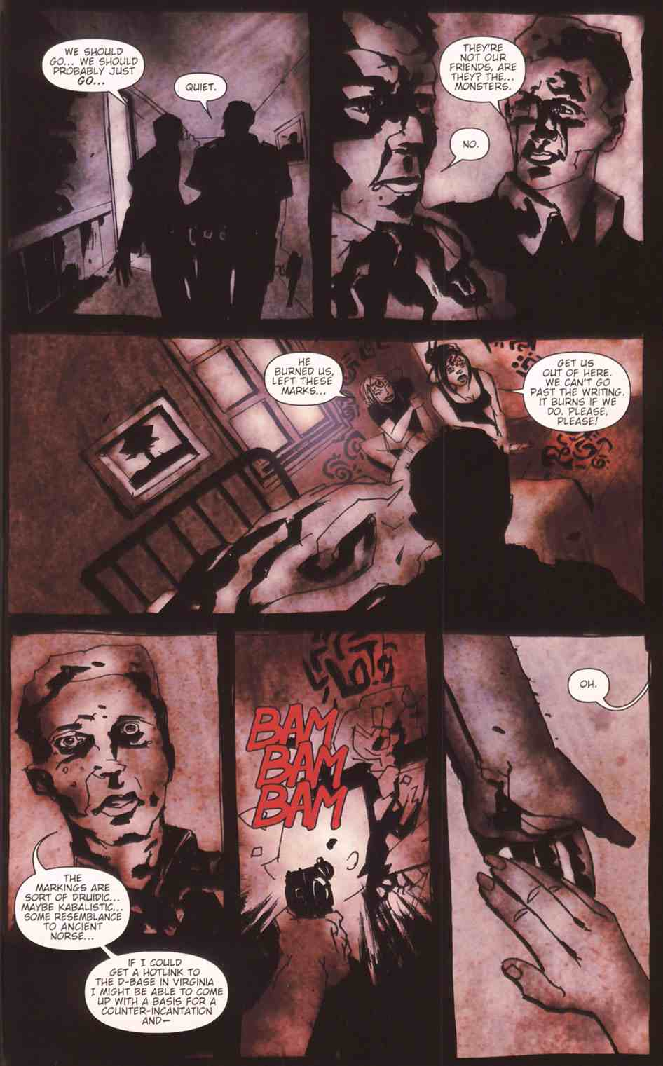 Read online Silent Hill: The Grinning Man comic -  Issue # Full - 33