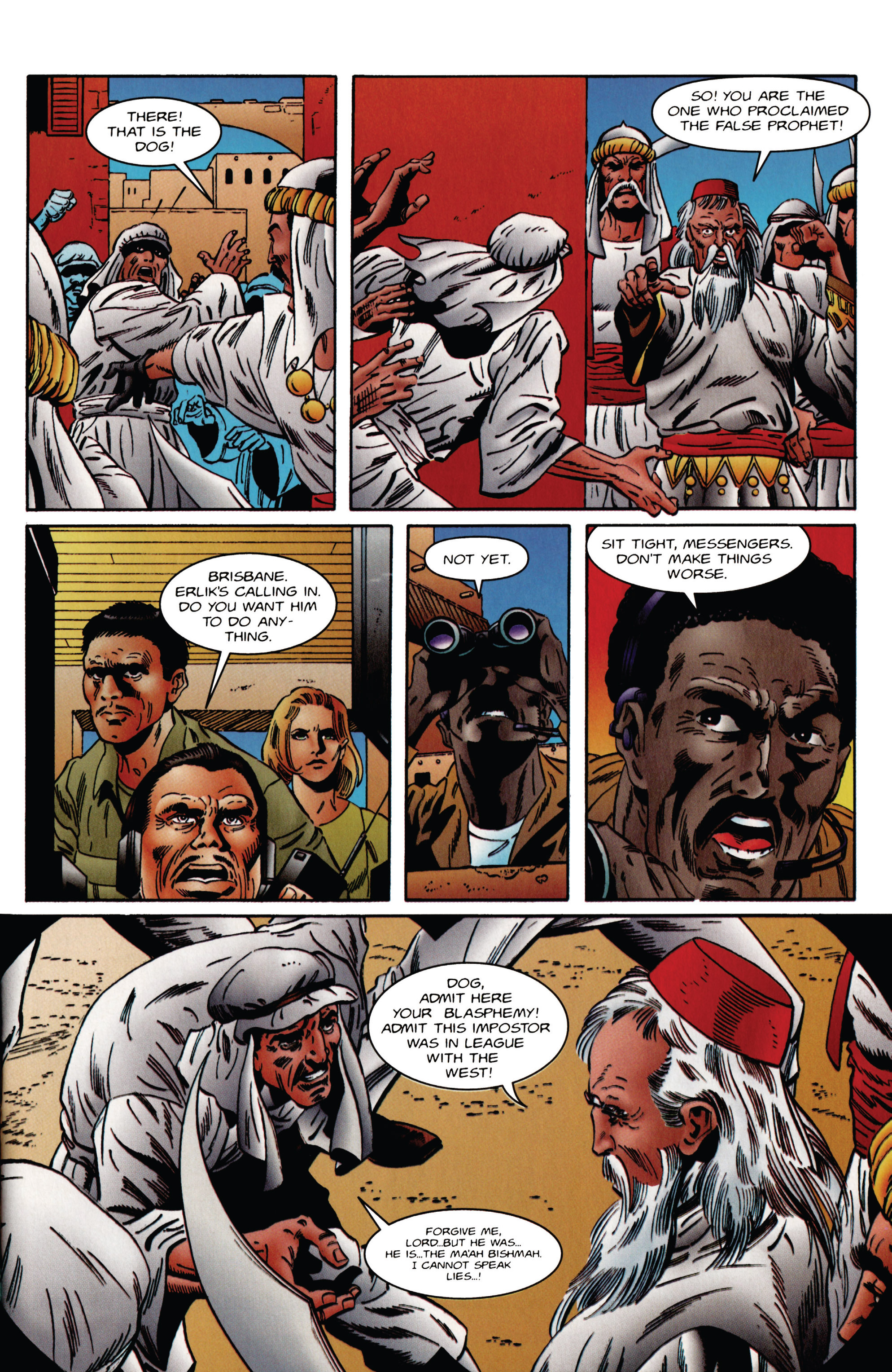 Read online Eternal Warrior (1992) comic -  Issue #48 - 4