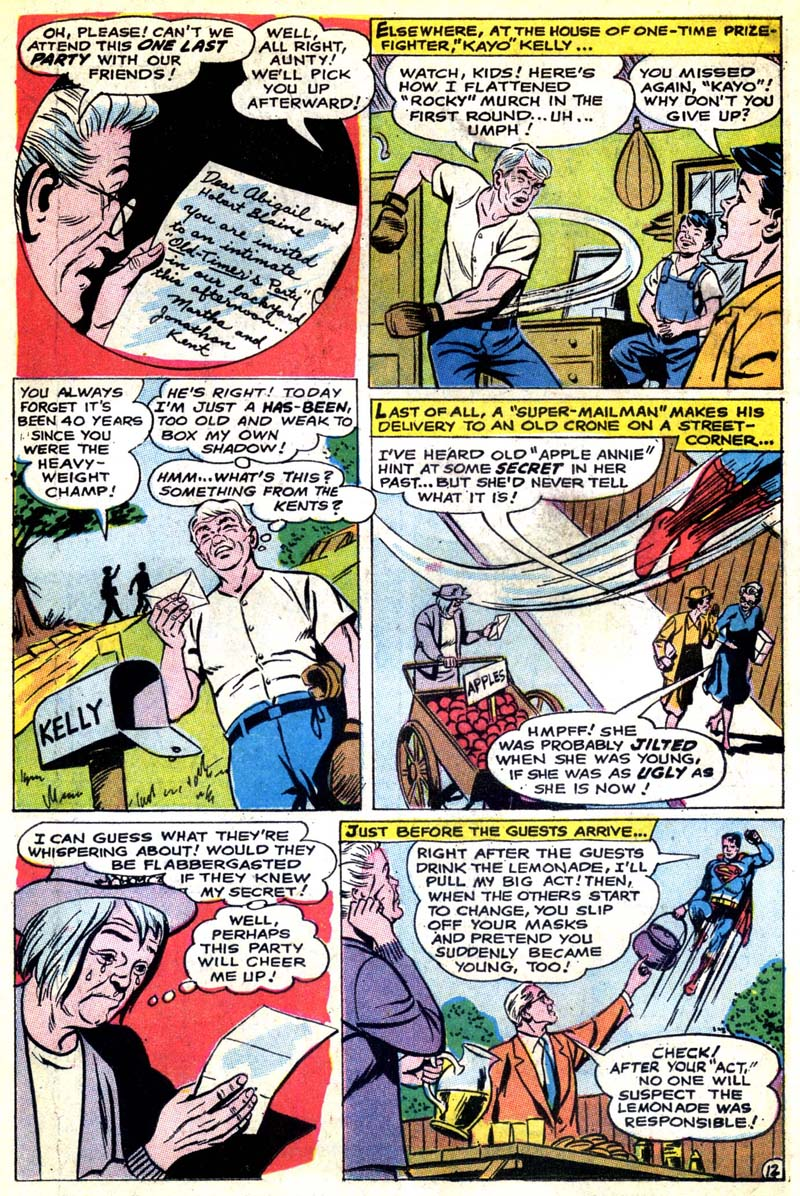 Superboy (1949) issue 145 - Page 13