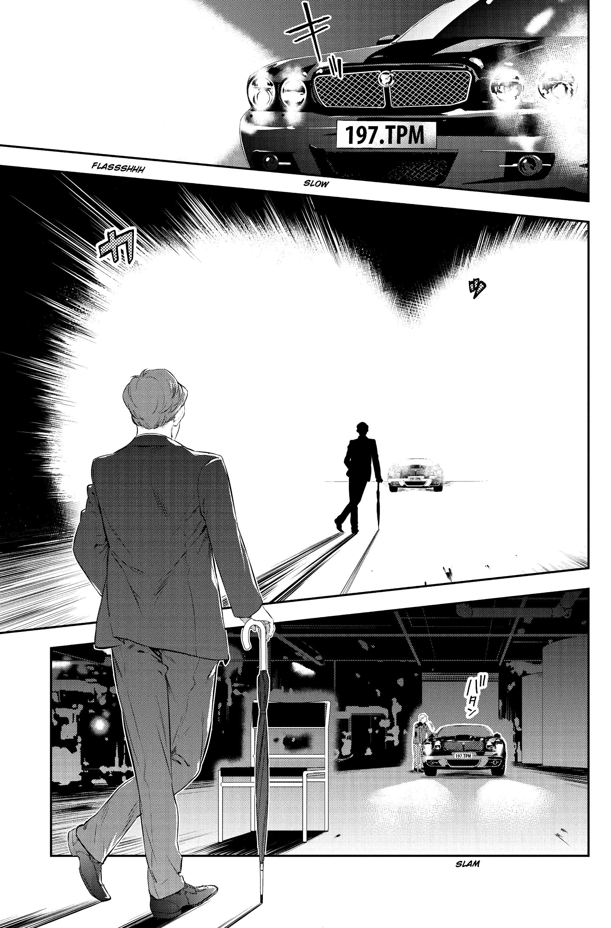 Read online Sherlock: A Study In Pink comic -  Issue #3 - 10