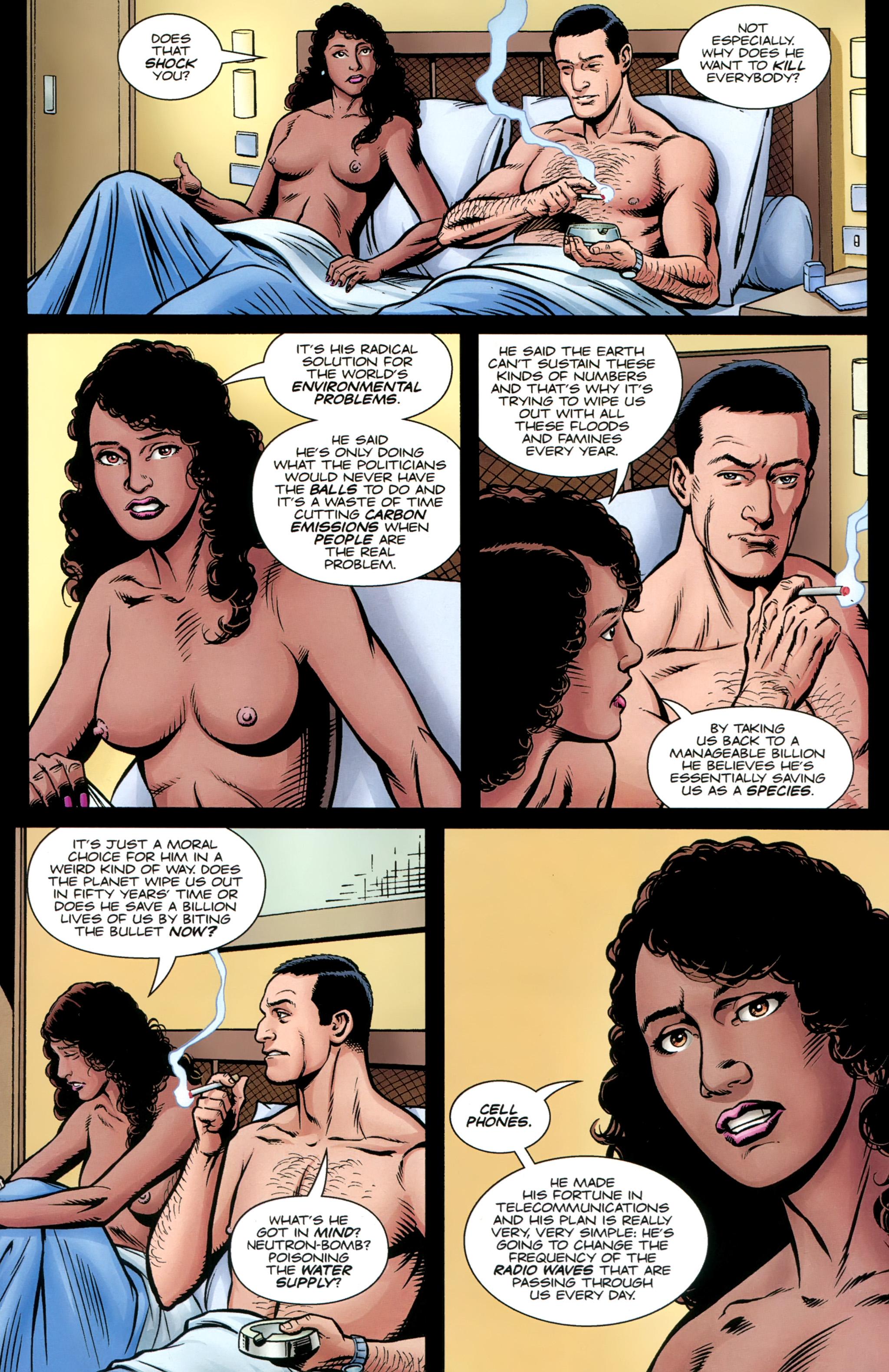 Read online Secret Service comic -  Issue #5 - 20