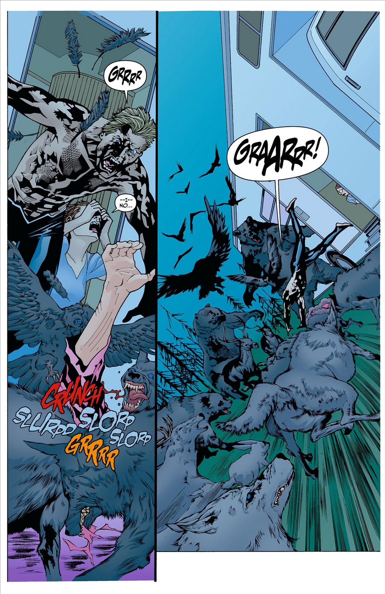 Read online Animal Man (2011) comic -  Issue #8 - 6