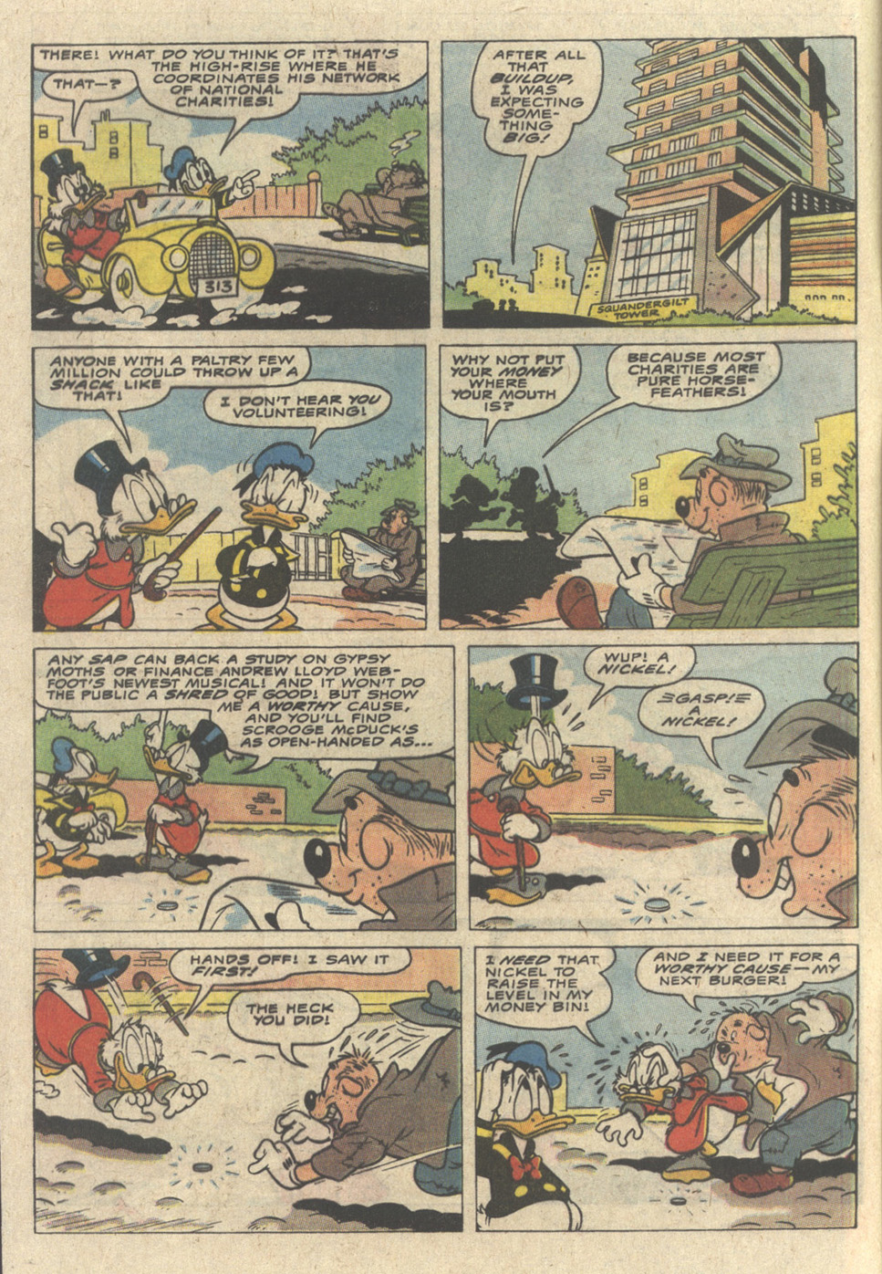 Read online Uncle Scrooge (1953) comic -  Issue #241 - 8