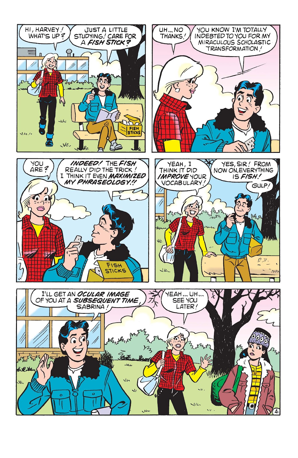 Sabrina the Teenage Witch (1997) Issue #10 #11 - English 5