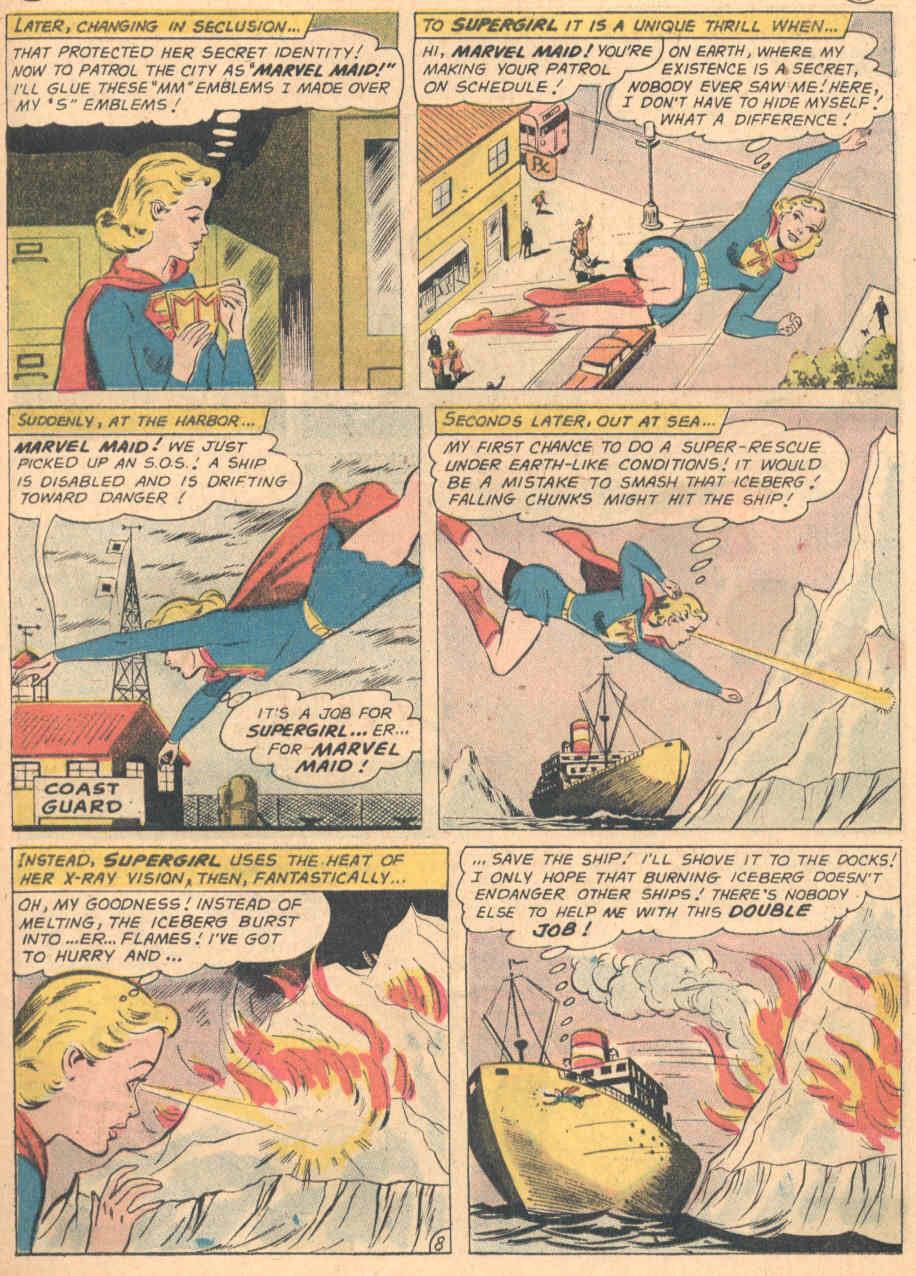 Read online Action Comics (1938) comic -  Issue #272 - 23